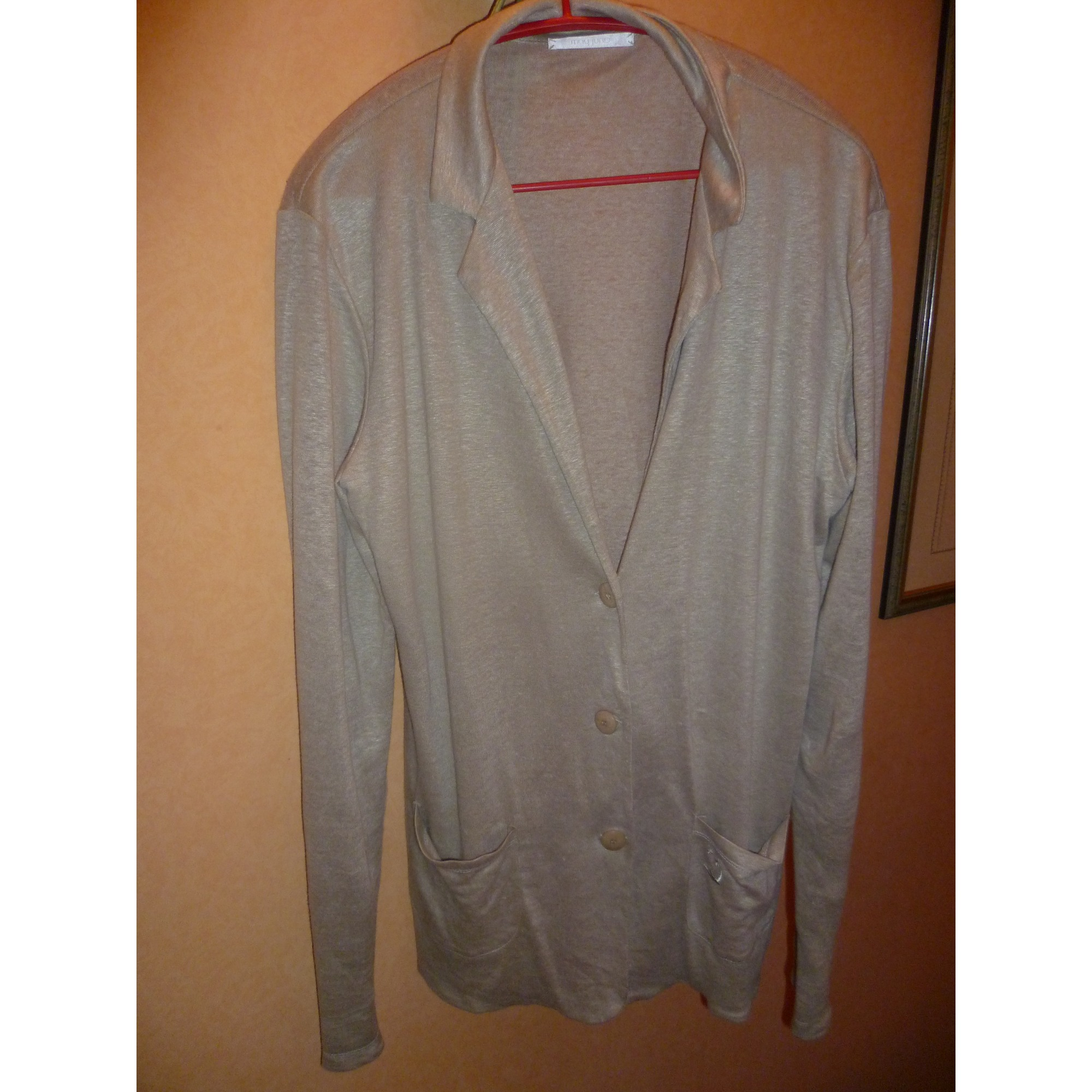 Veste MAY JUNE Gris, anthracite