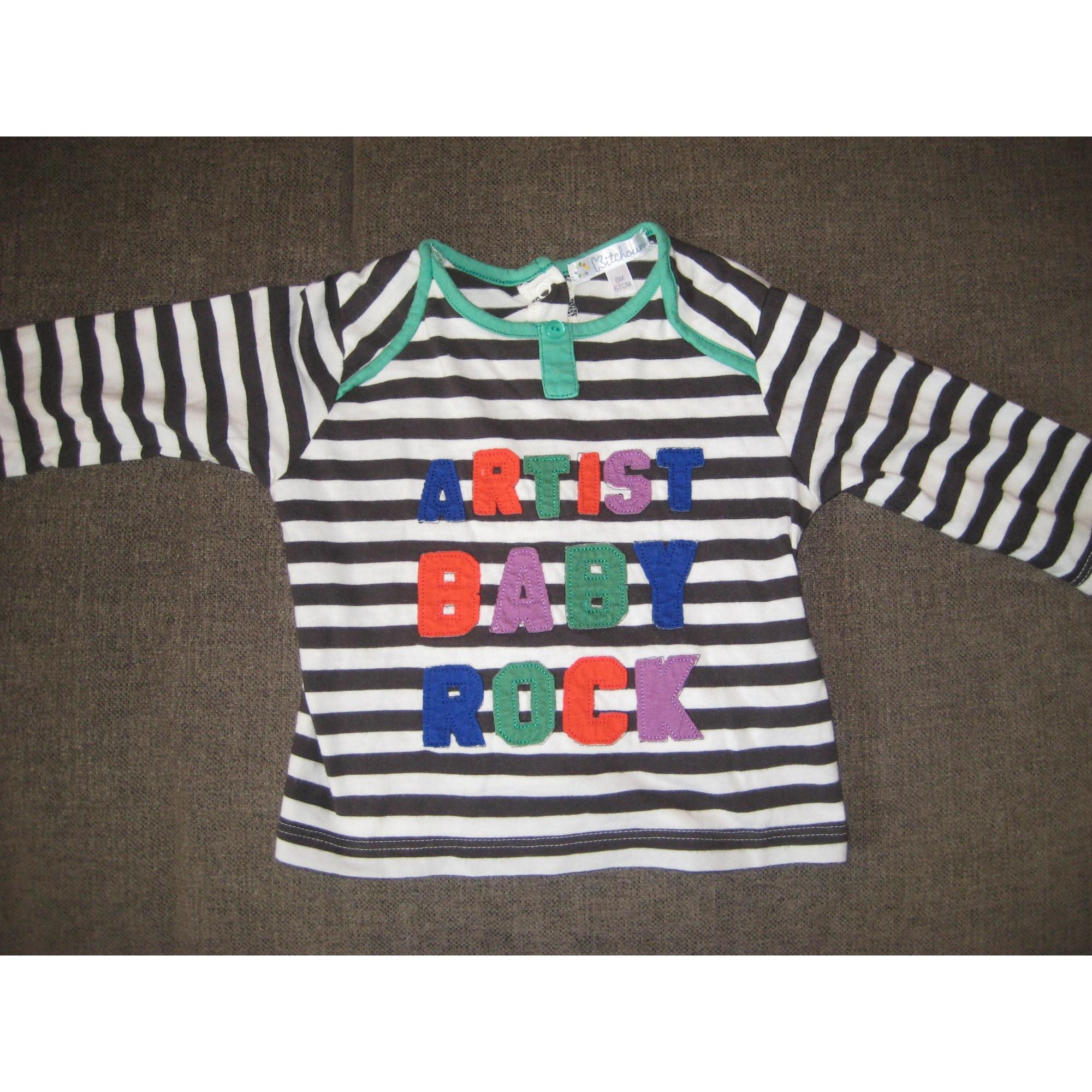 Top, tee shirt KITCHOUN Multicouleur