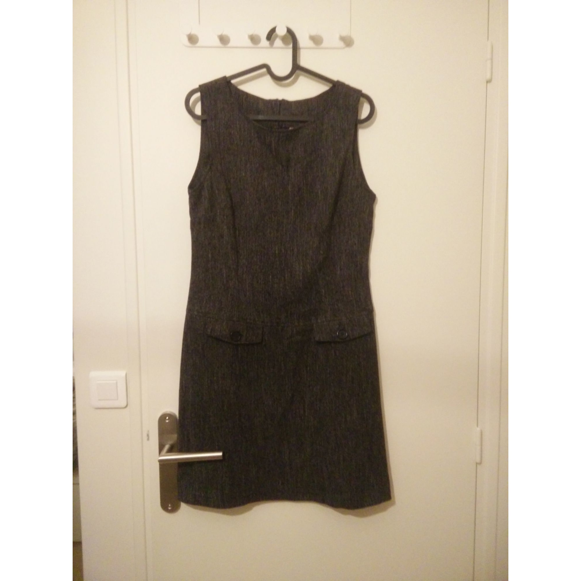 Robe courte IN EXTENSO Gris, anthracite