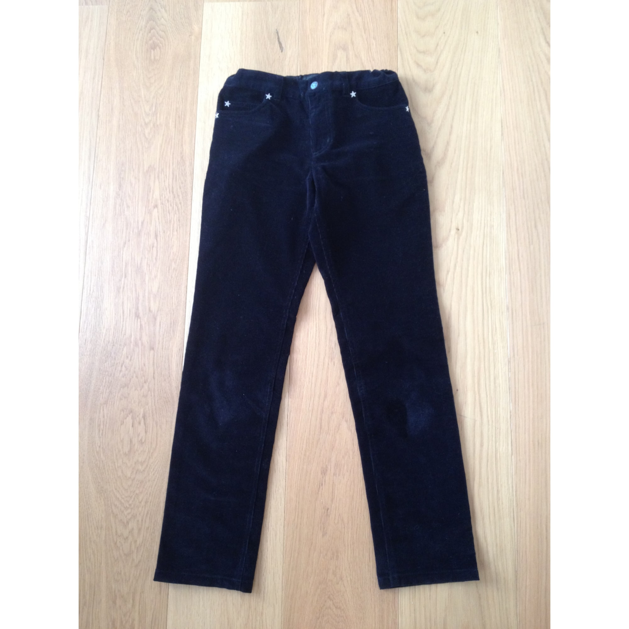 Pantalon AGNÈS B. Noir