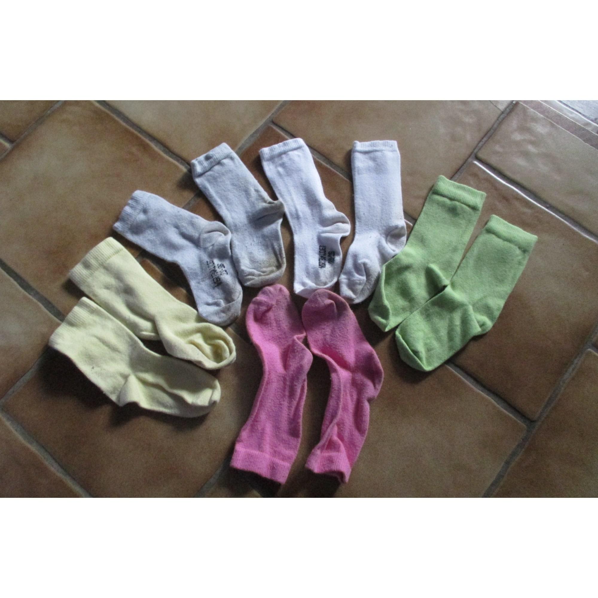 Chaussettes  VERTBAUDET multicolor