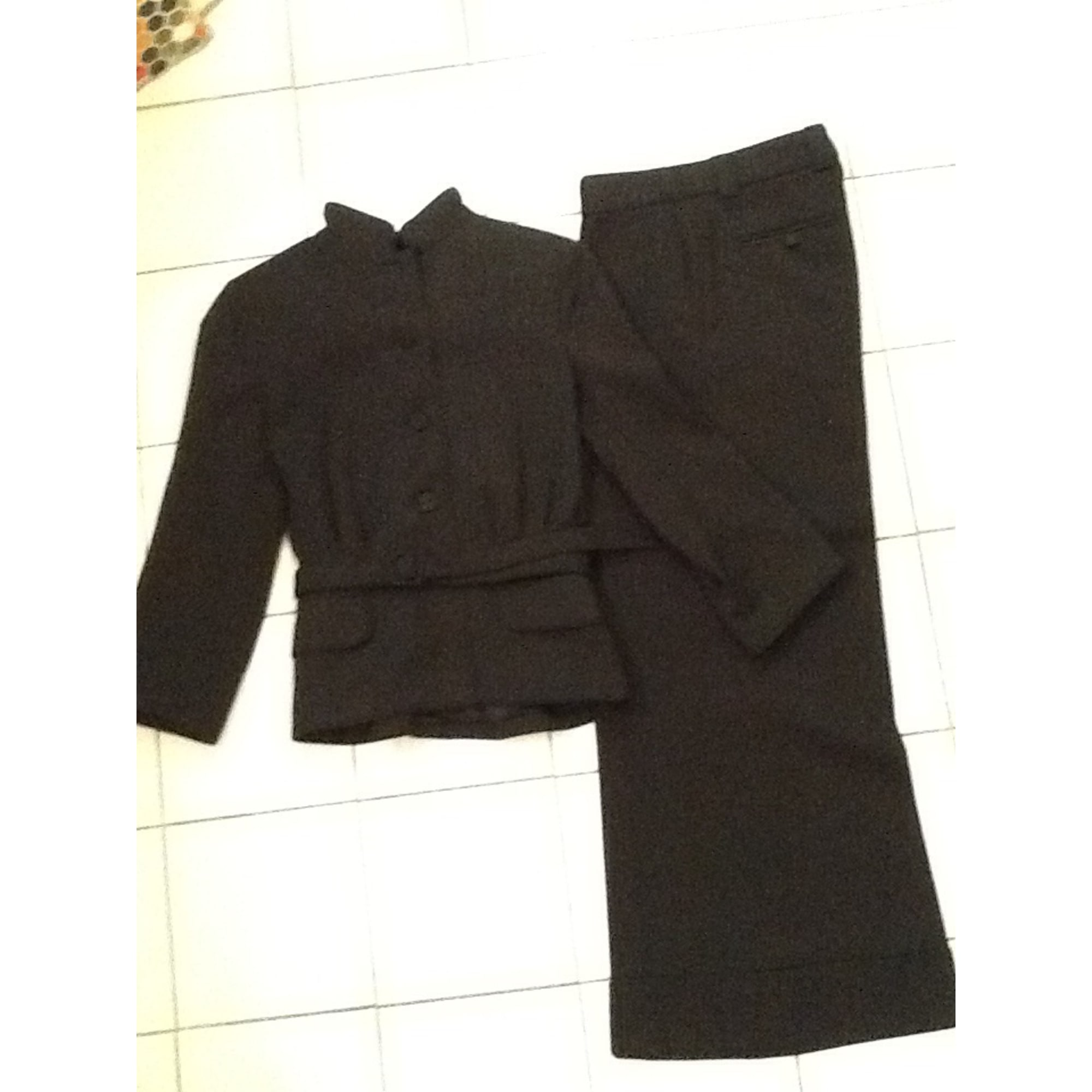 Tailleur pantalon STELLA MCCARTNEY POUR H&M Noir