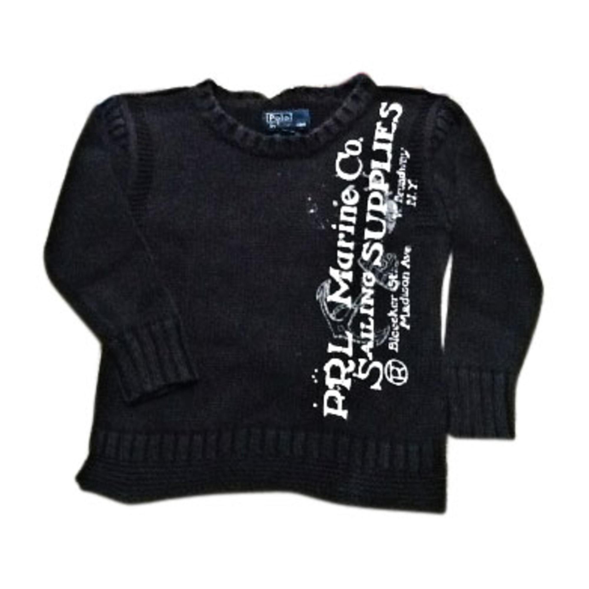 Sweater RALPH LAUREN Black