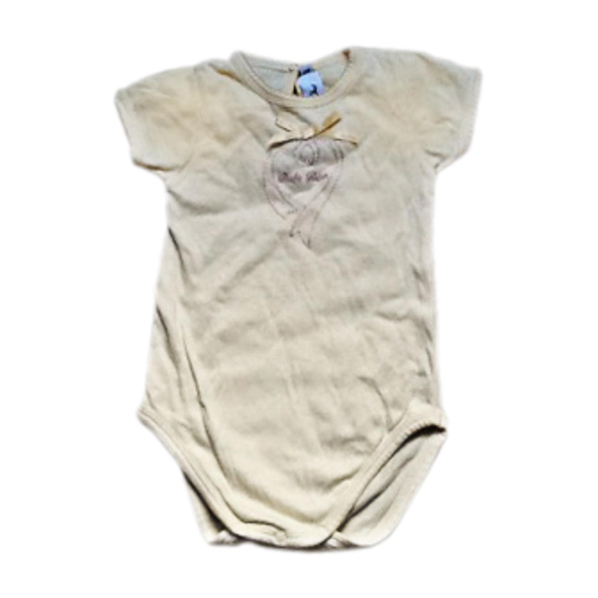 Body BABY DIOR Jaune