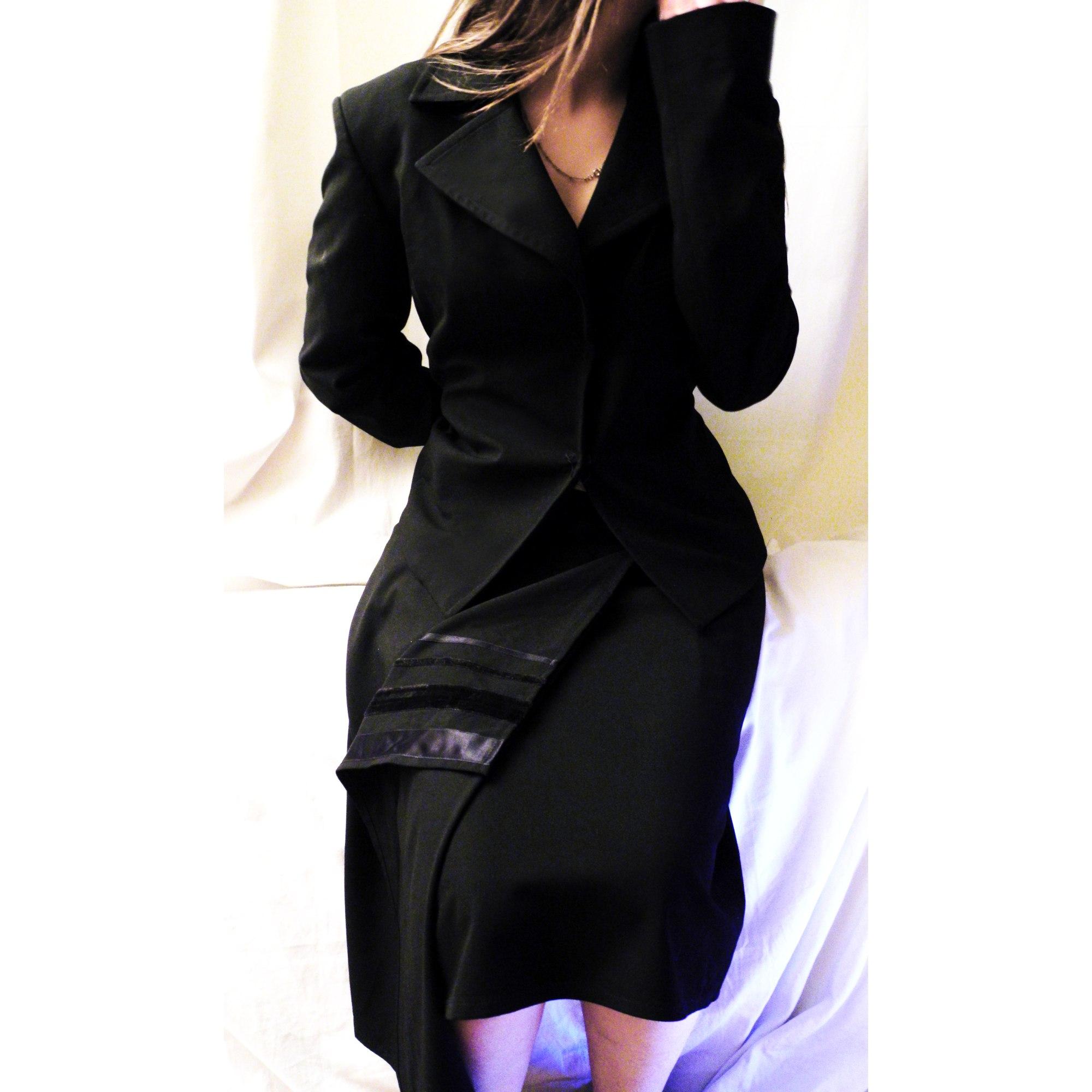 Tailleur jupe ESPRIT Noir