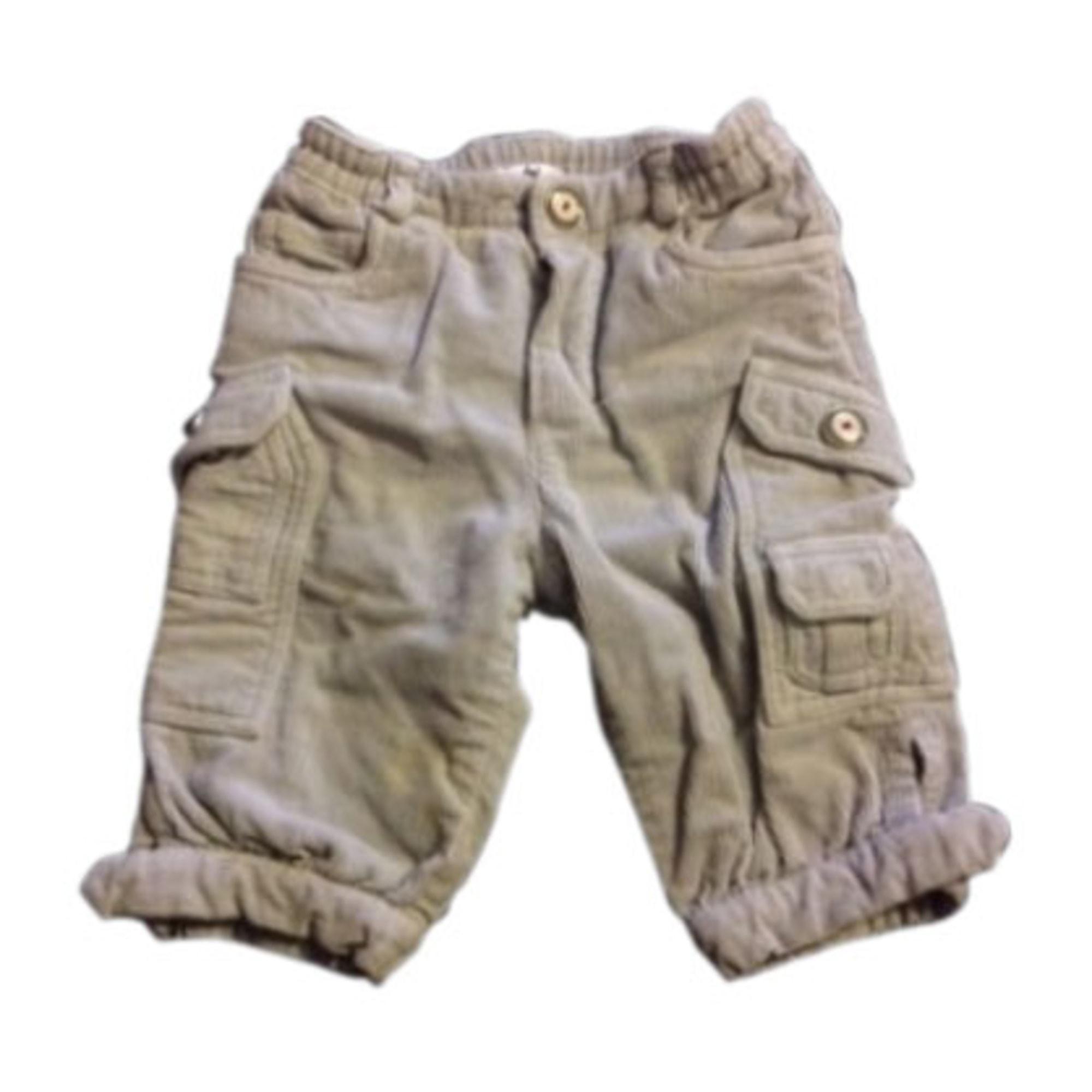 Pantalon BABY DIOR Gris, anthracite