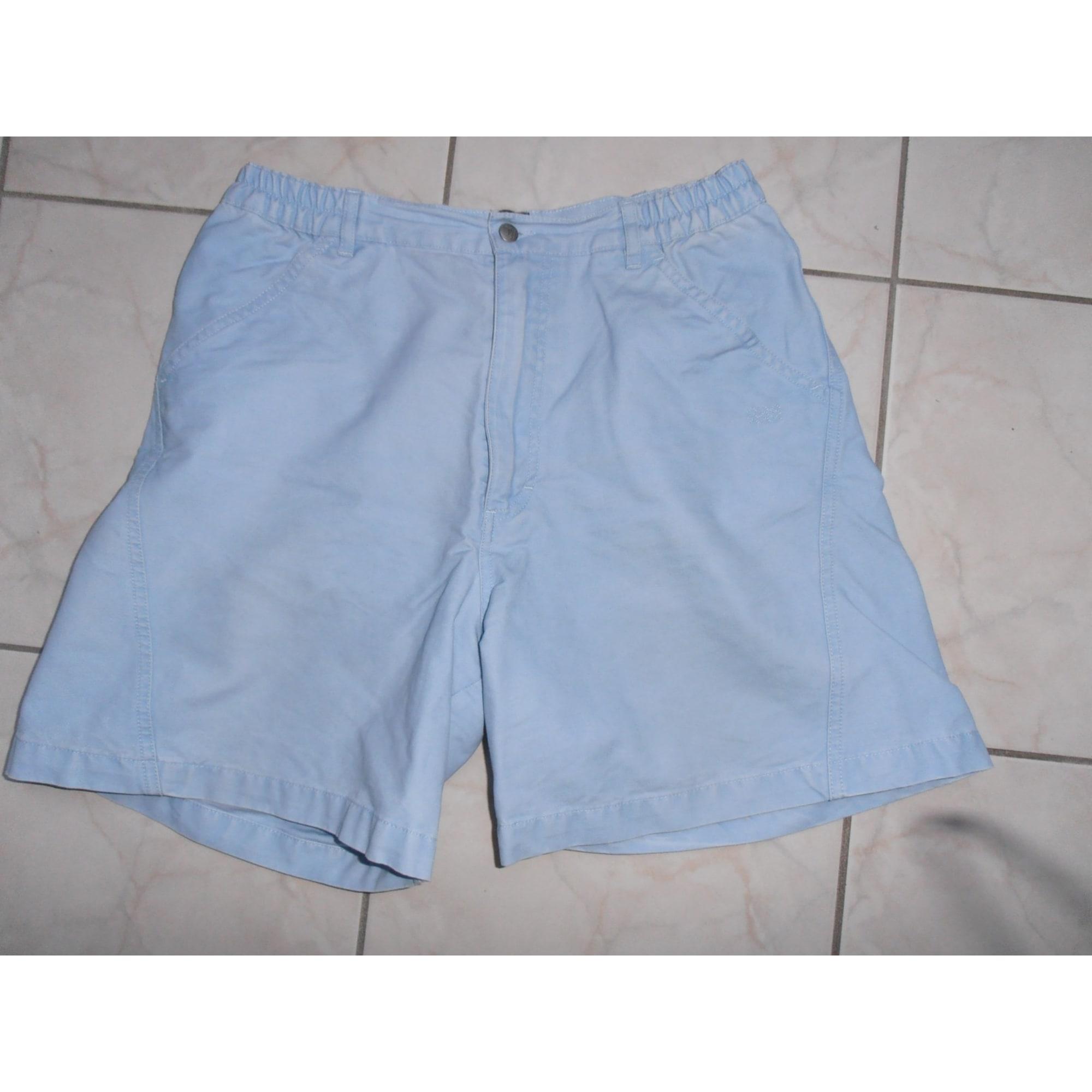 Short TBS Bleu, bleu marine, bleu turquoise