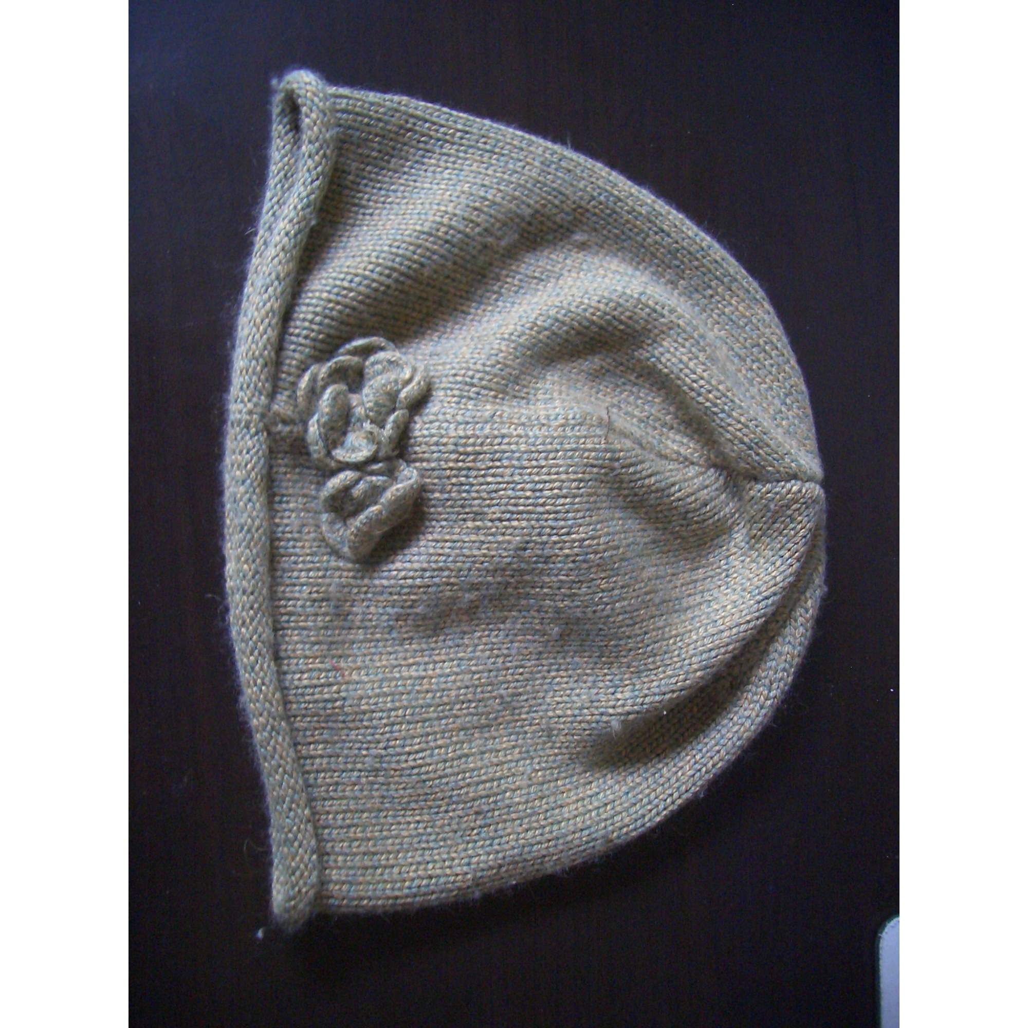 Bonnet PETIT BATEAU Kaki