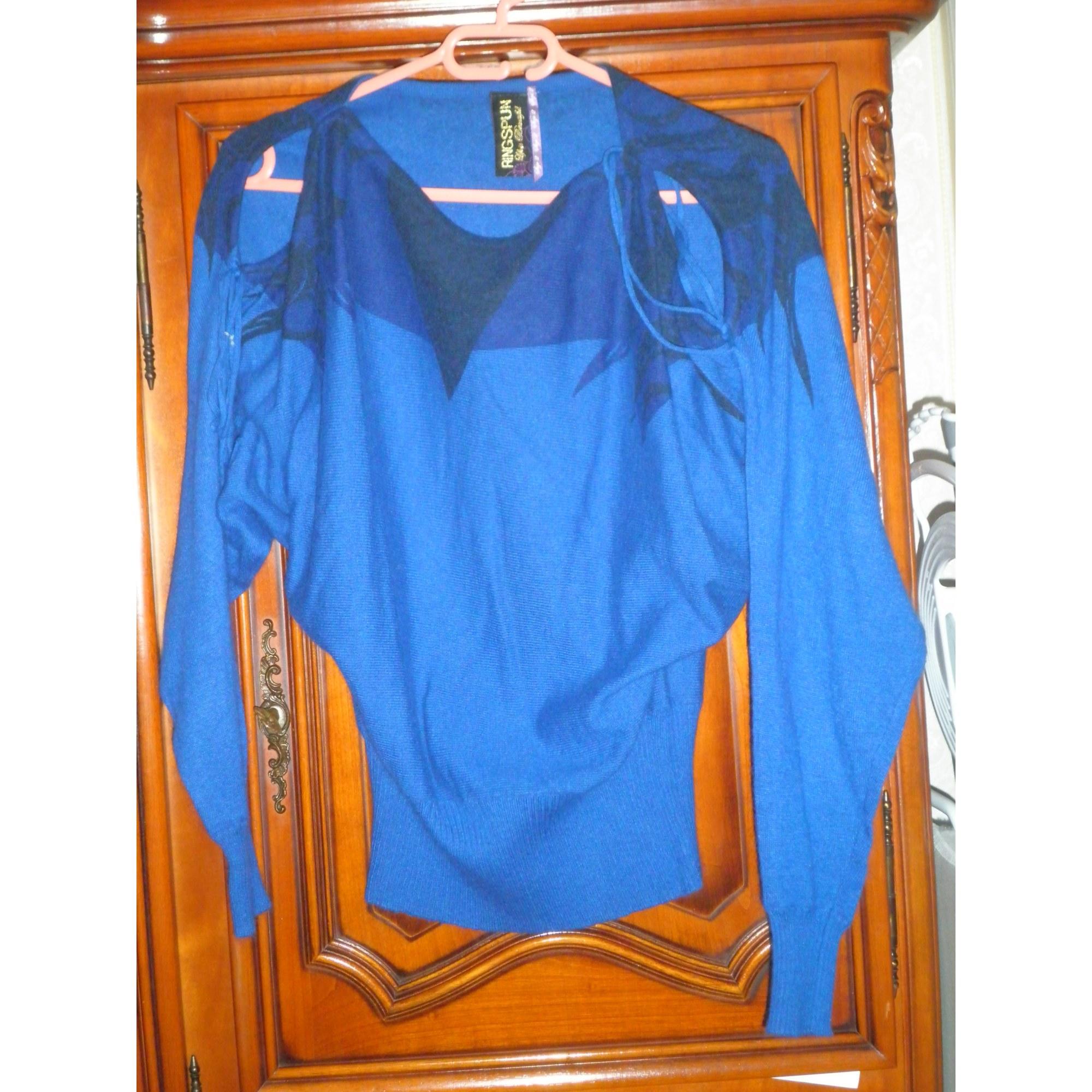 Pull ASOS Bleu, bleu marine, bleu turquoise