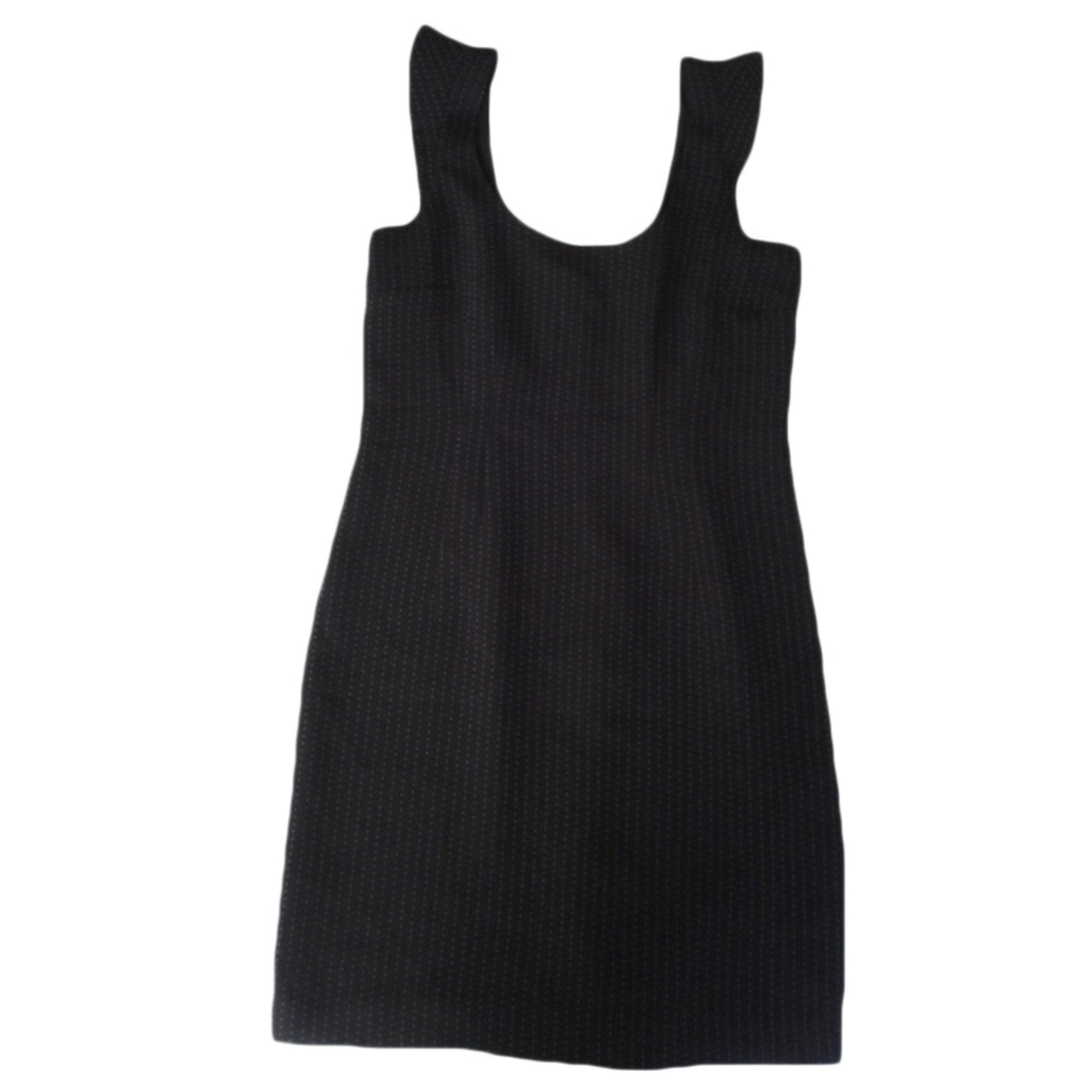 Robe mi-longue EMPORIO ARMANI Noir