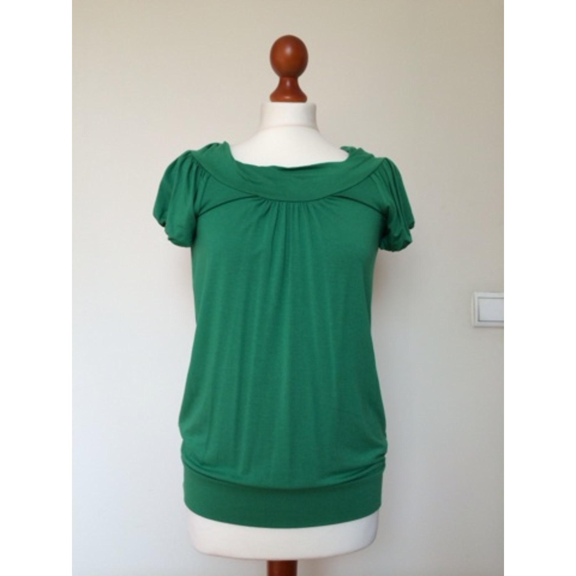 Top, tee-shirt BCBG MAX AZRIA Vert