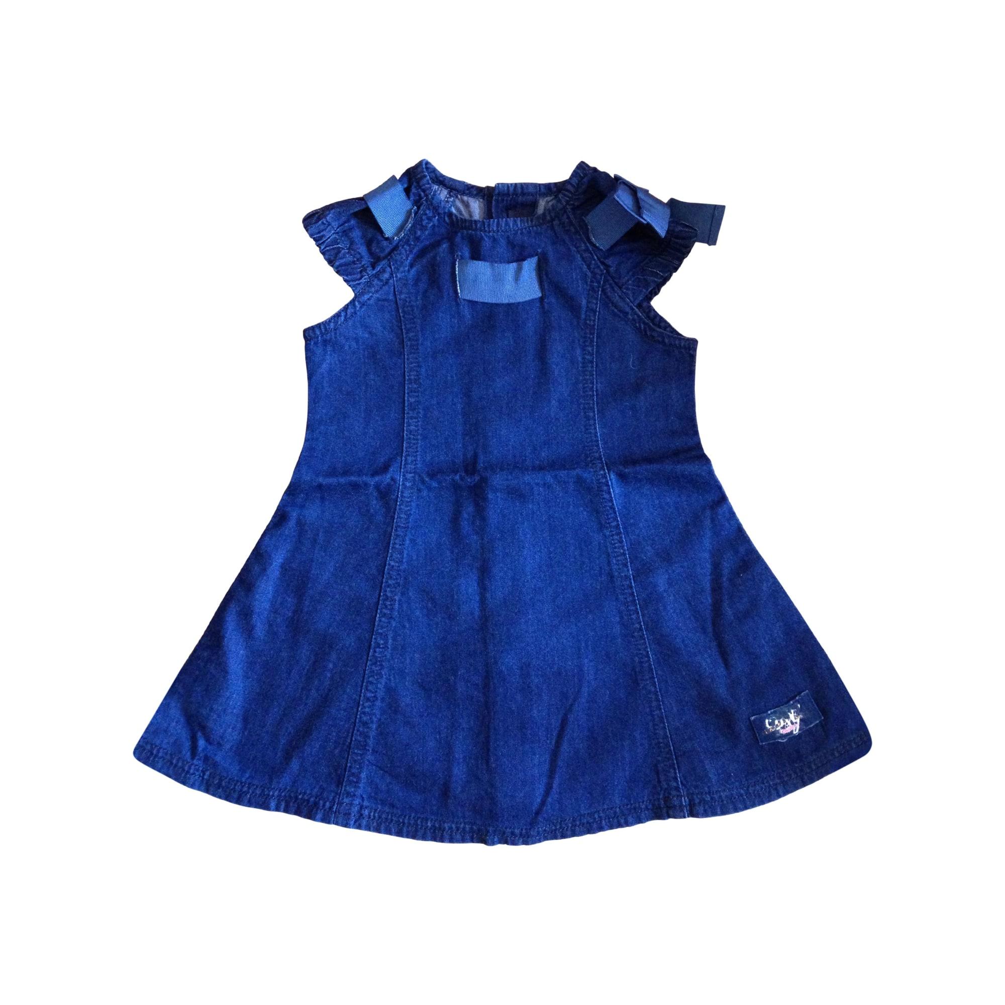 Robe DOLCE & GABBANA Bleu, bleu marine, bleu turquoise