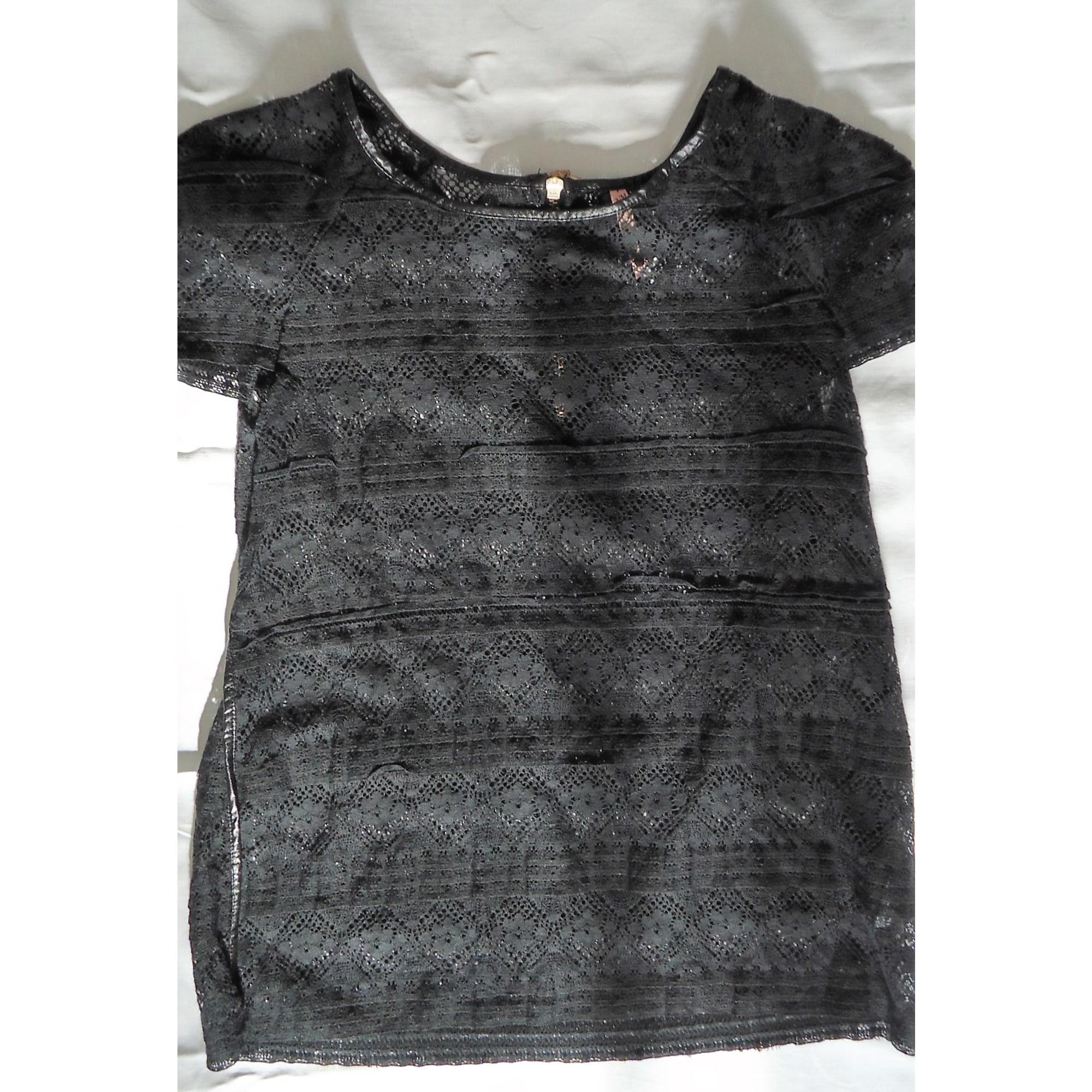 Top, tee-shirt SWEEWË Noir