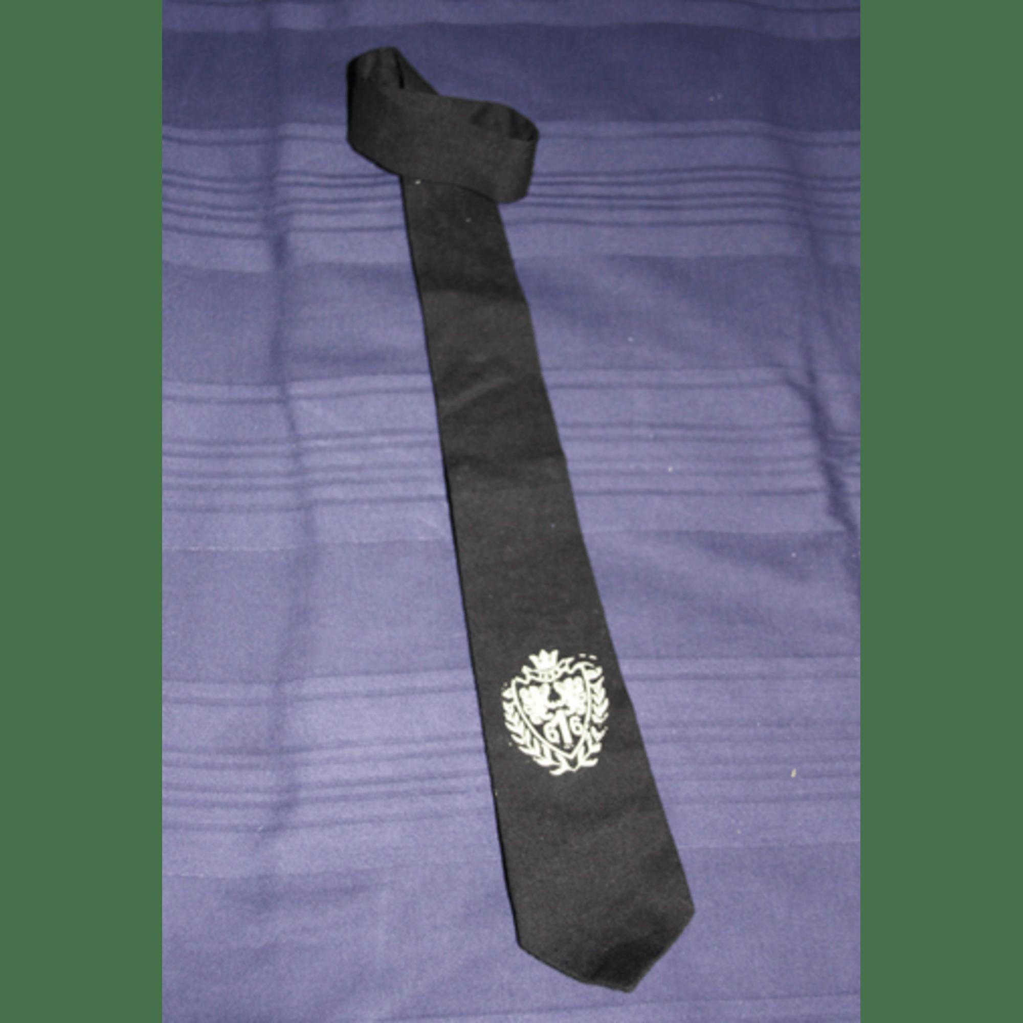 Cravate IKKS Noir