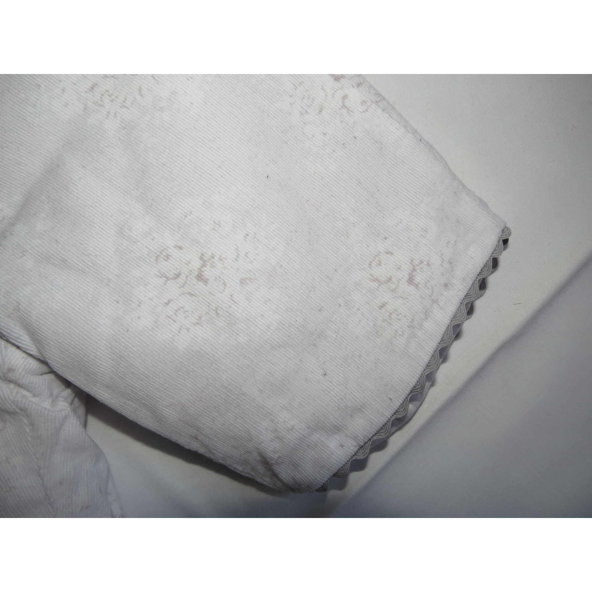 Pantalon JACADI Blanc, blanc cassé, écru