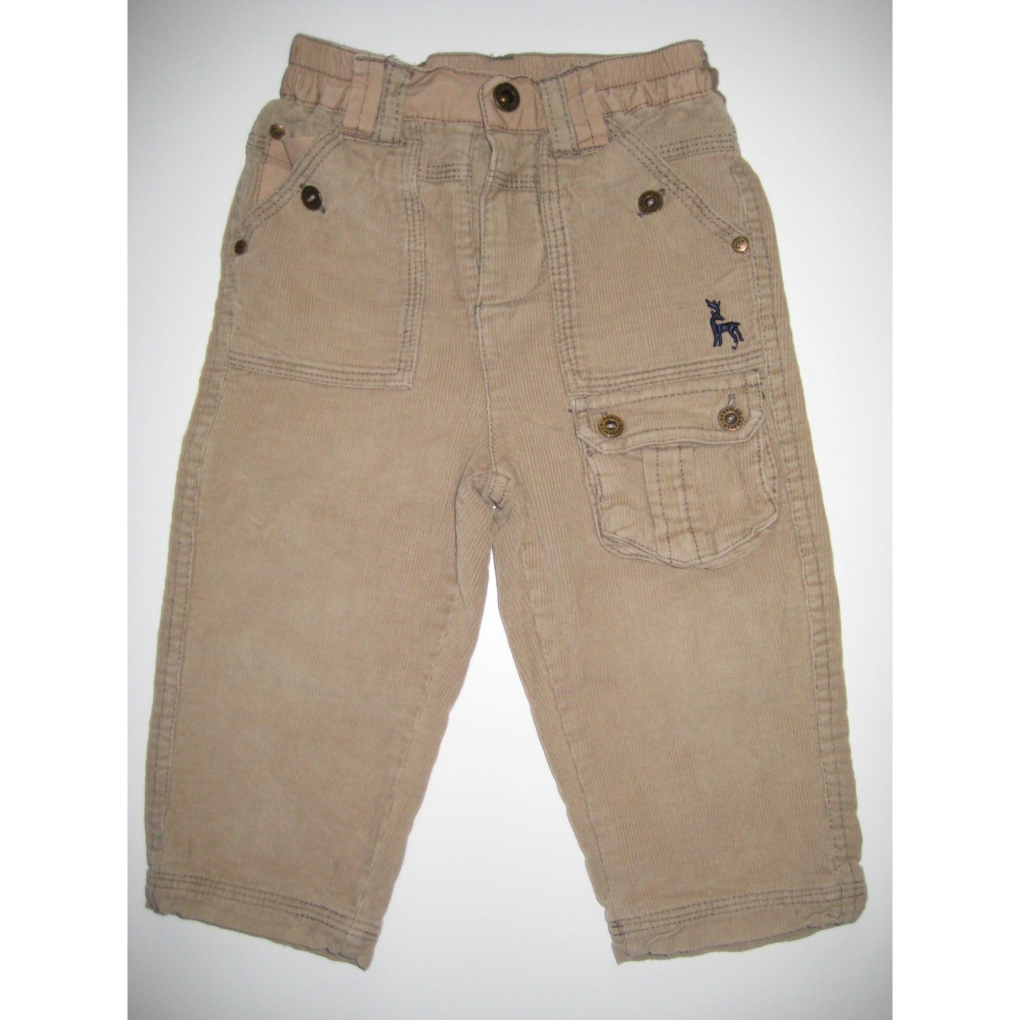 Pantalon CADET ROUSSELLE Beige, camel