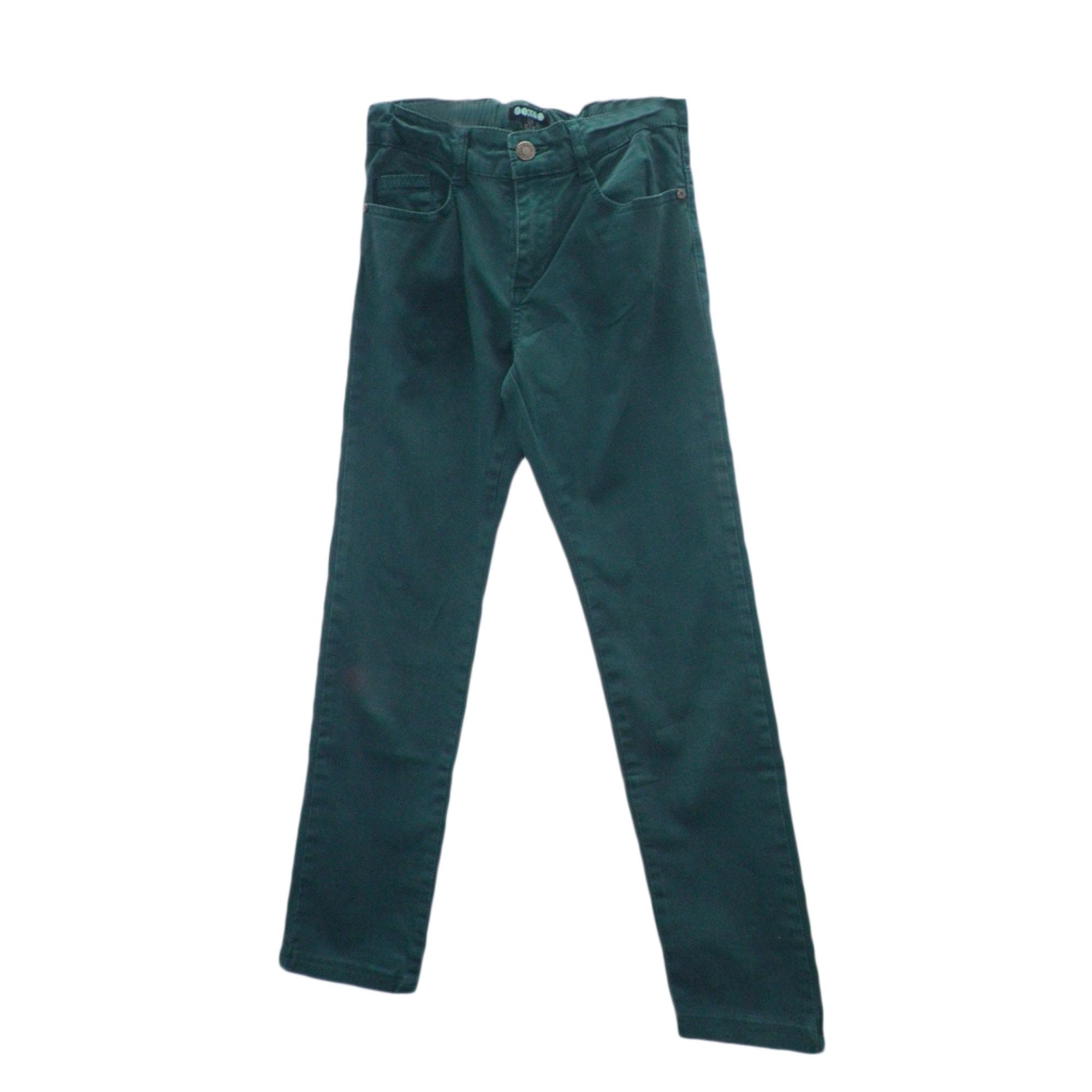 Pantalon OOXOO Vert