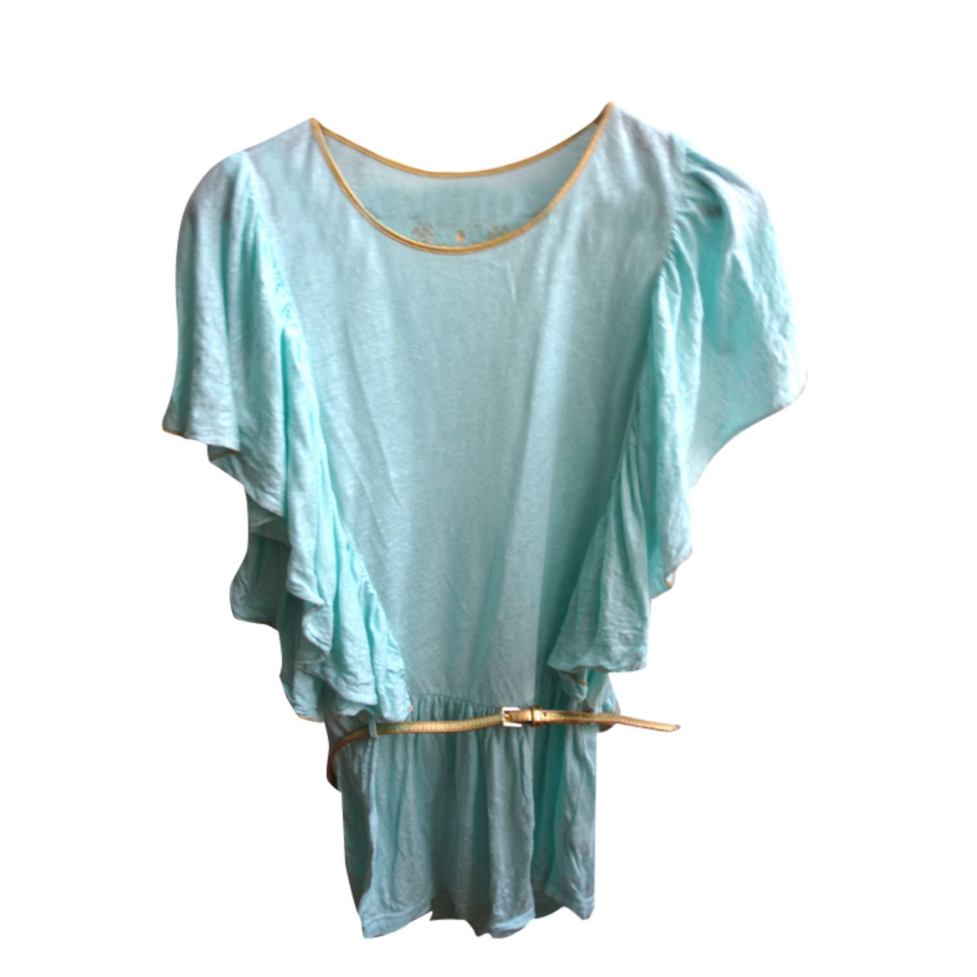 Top, tee-shirt MANOUSH Vert