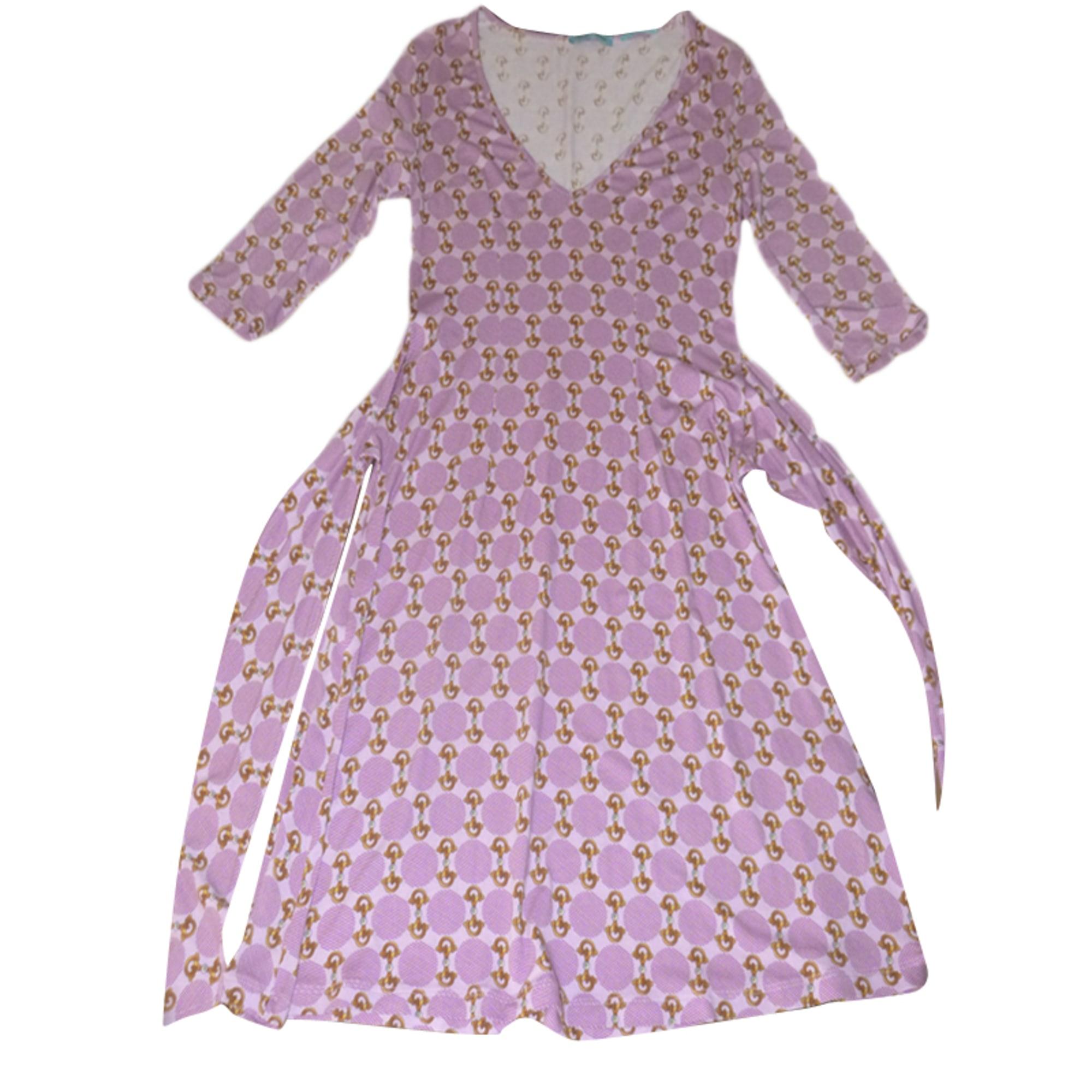 Robe courte GUESS Violet, mauve, lavande