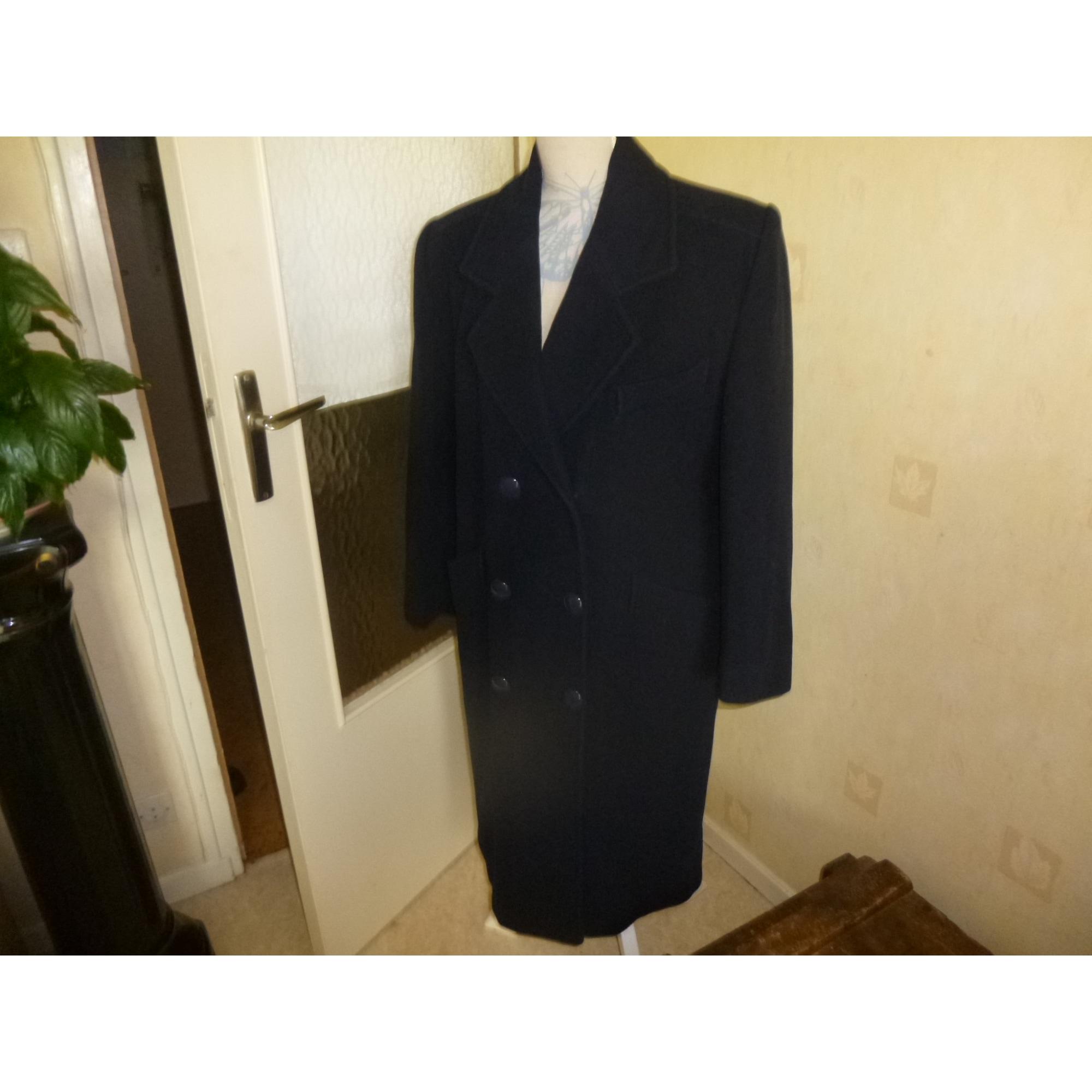 Manteaux homme Givenchy Manteau Cachemire,Laine Bleu foncé