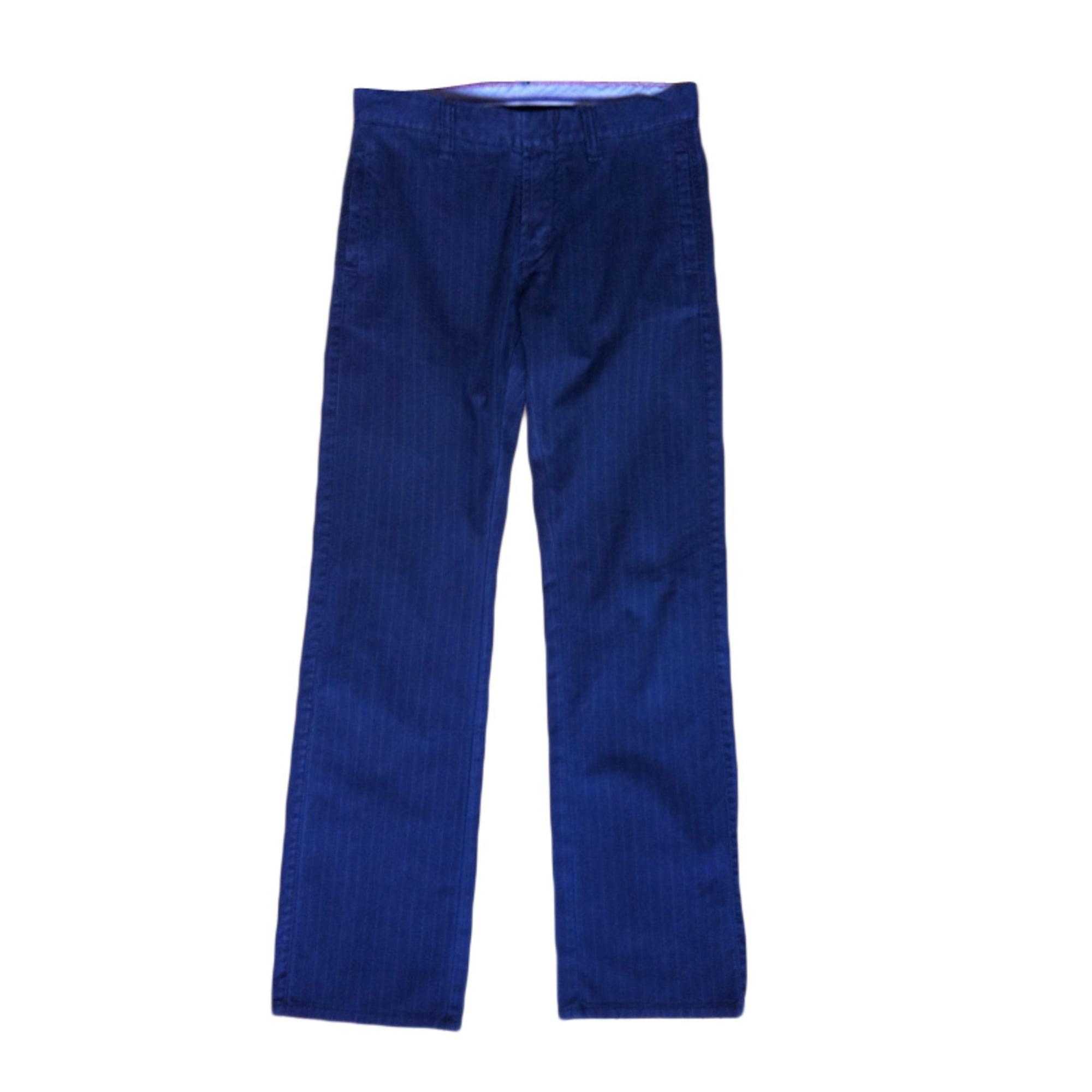 Pantalon droit MEXX Bleu, bleu marine, bleu turquoise