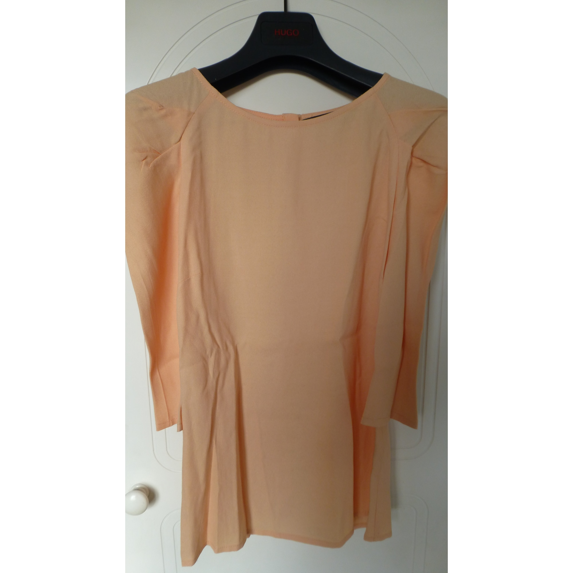 Top, tee-shirt ZARA Orange