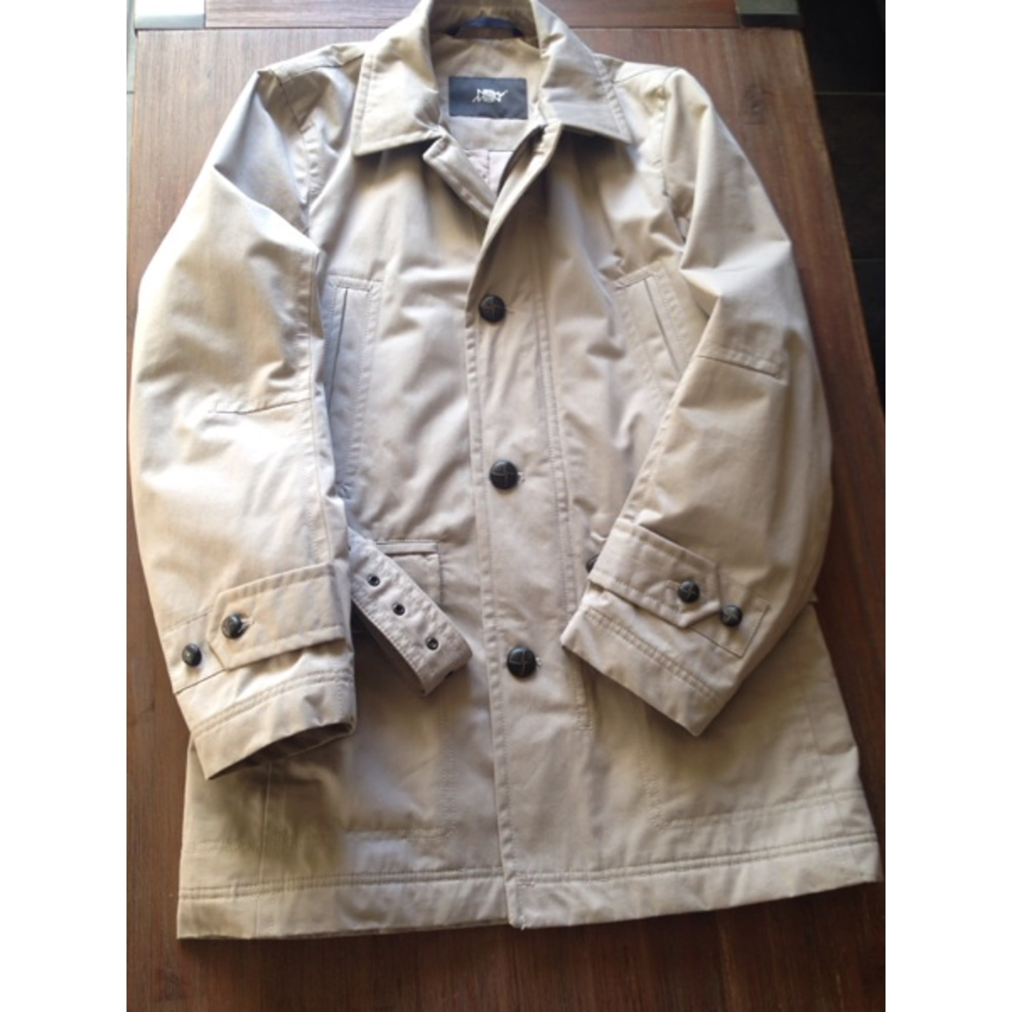Imperméable, trench NEW MAN Beige, camel