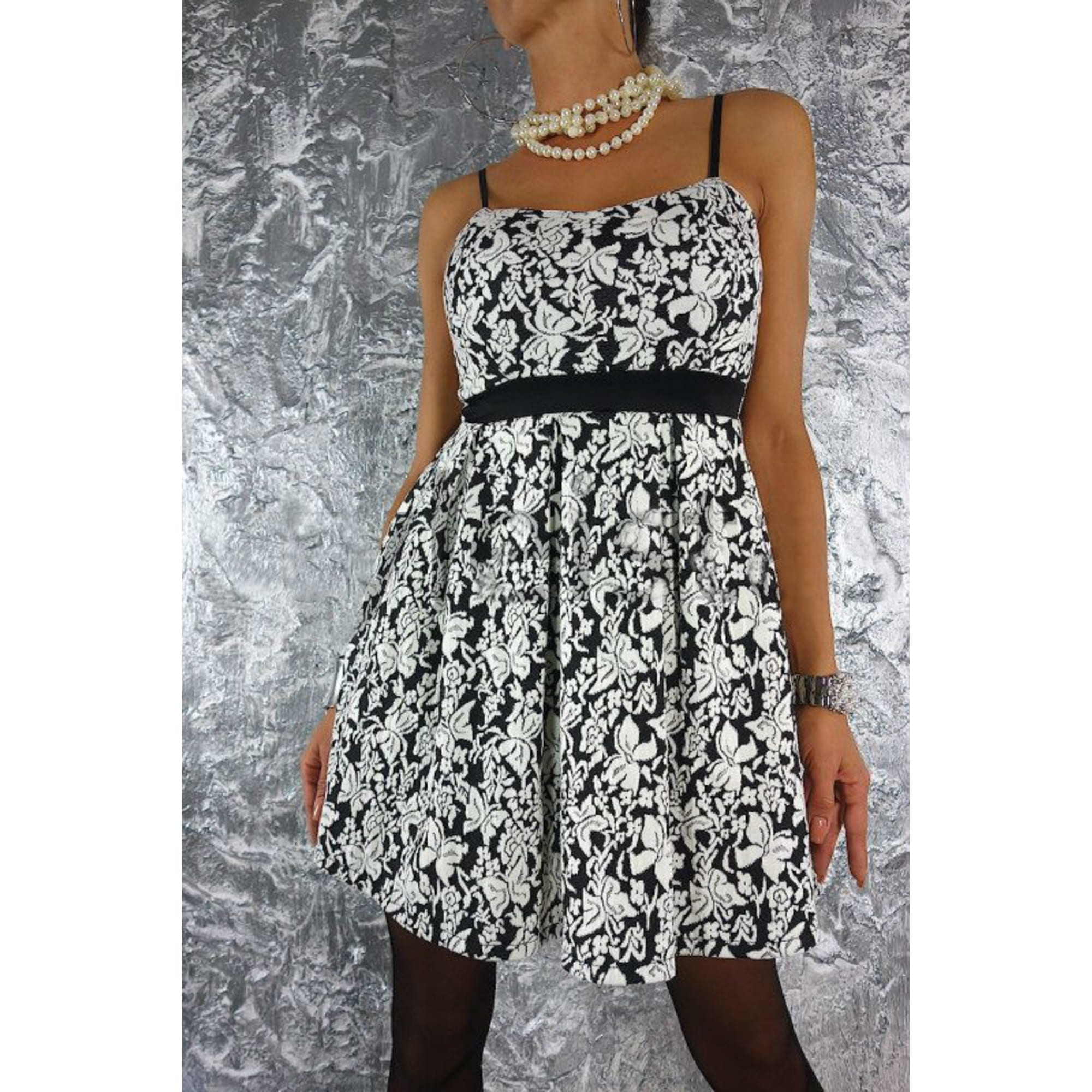 Robe courte MADE IN ITALIE Multicouleur