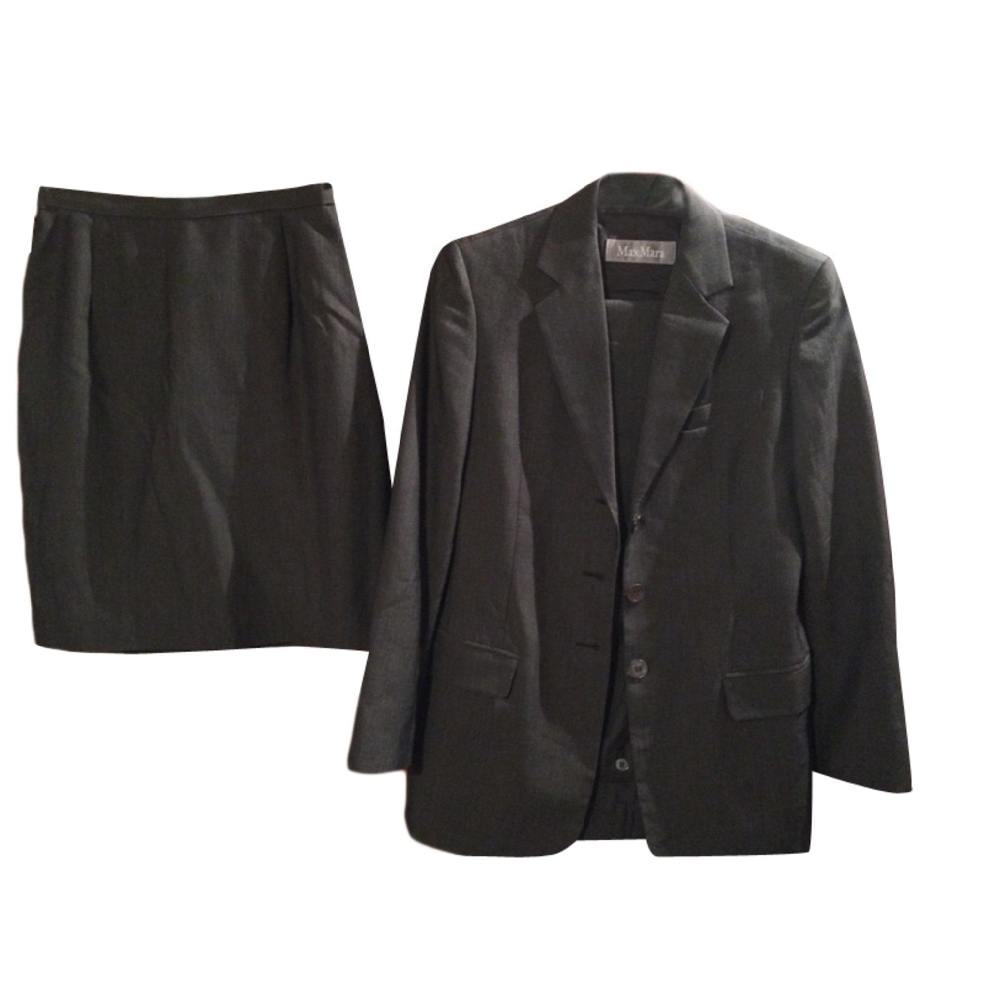 Tailleur pantalon MAX MARA Noir