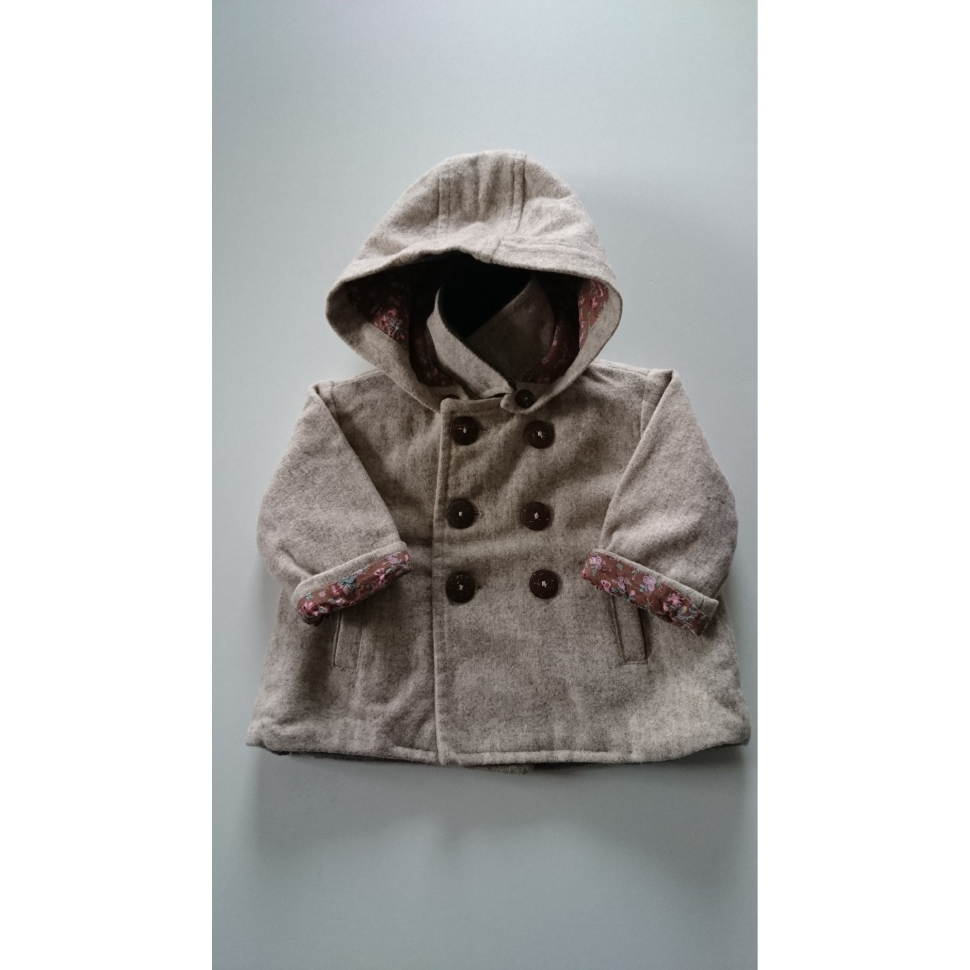 Manteau ALICE A PARIS Beige, camel