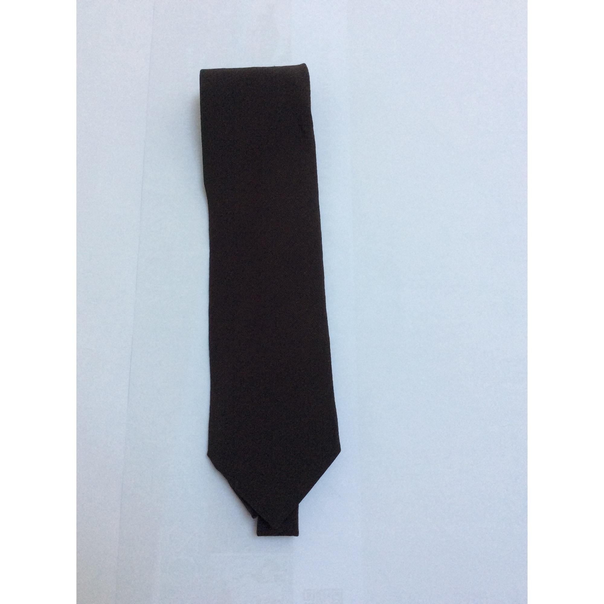 Cravate ARMANI Marron