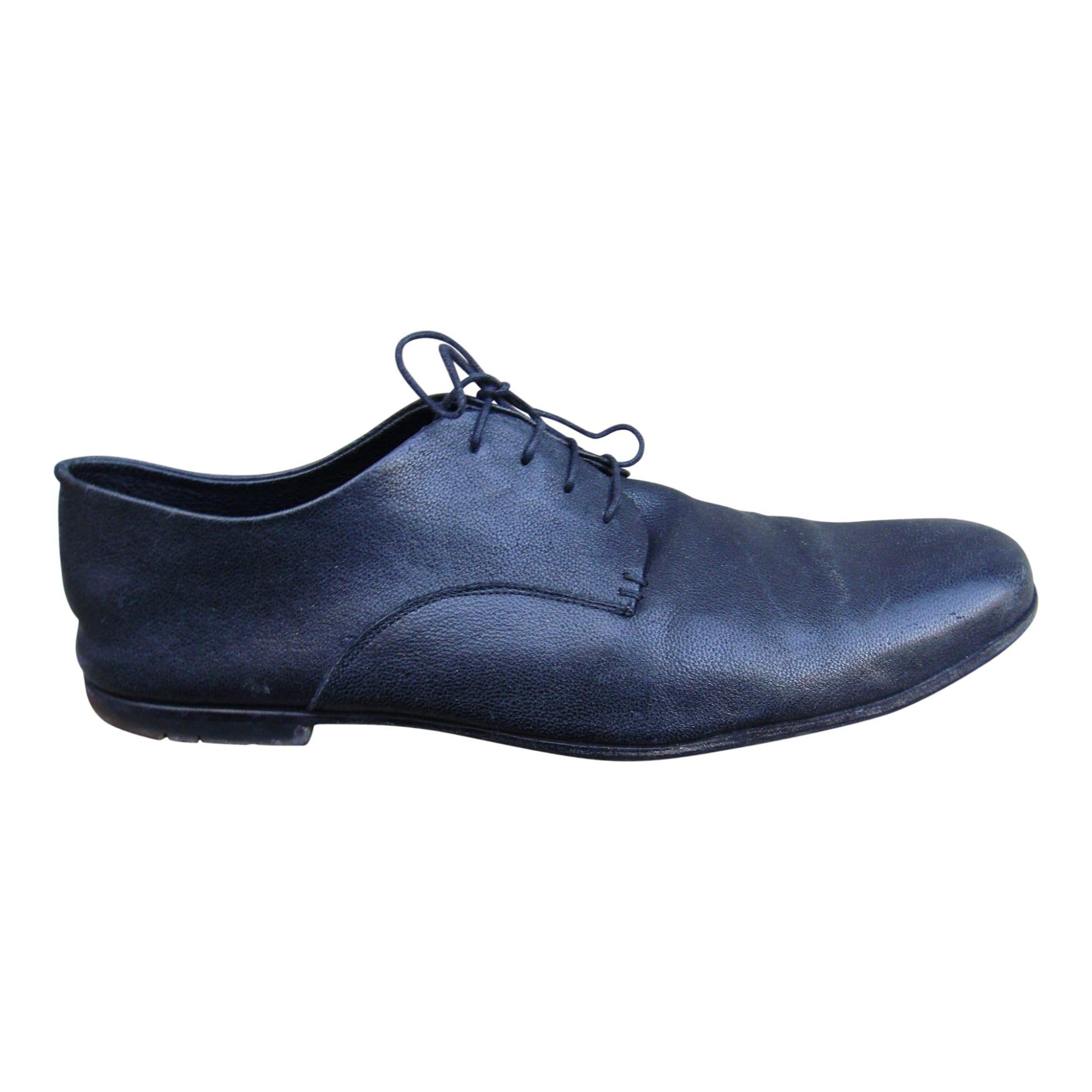 Chaussures à lacets HESCHUNG Noir