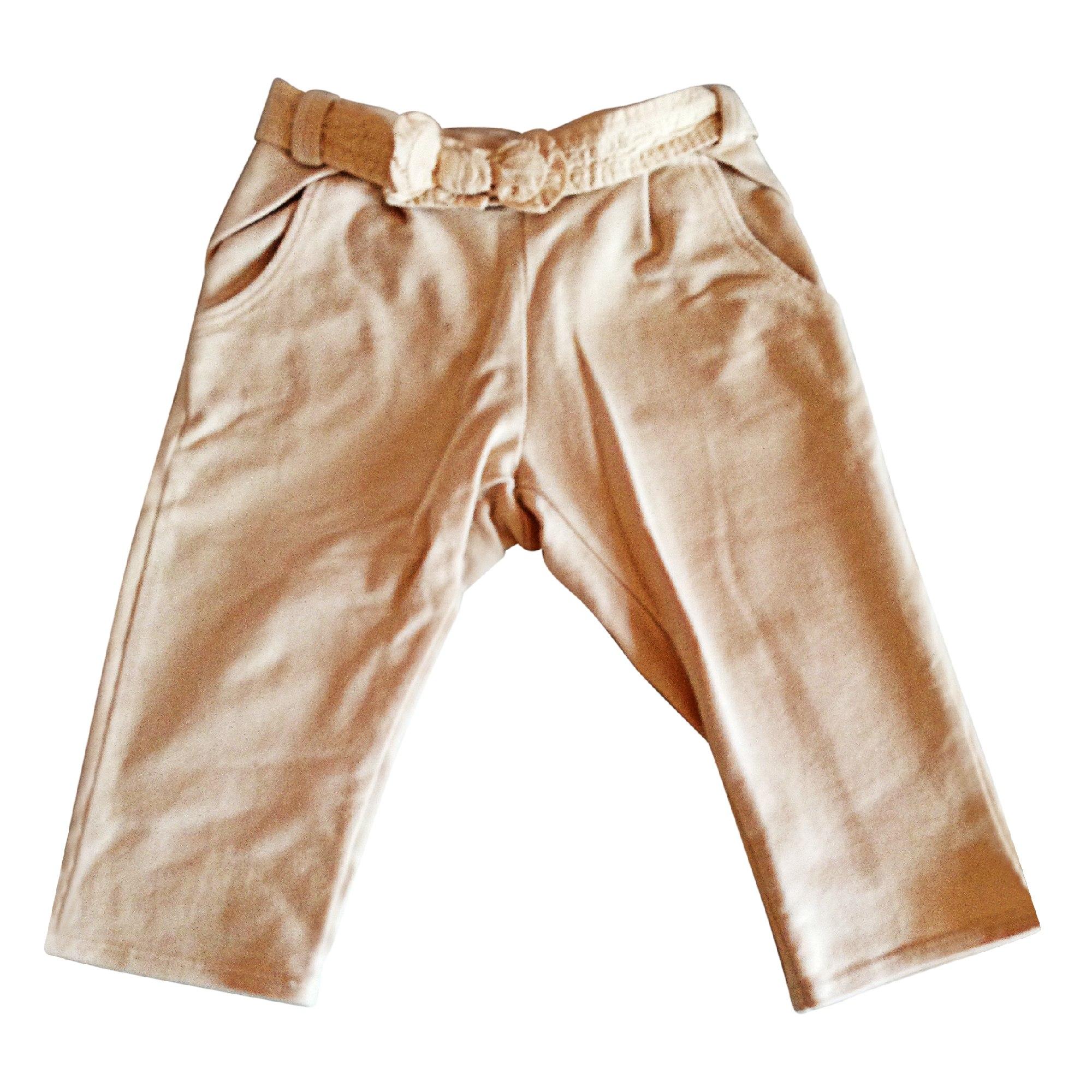 Pantalon CHLOÉ Beige, camel