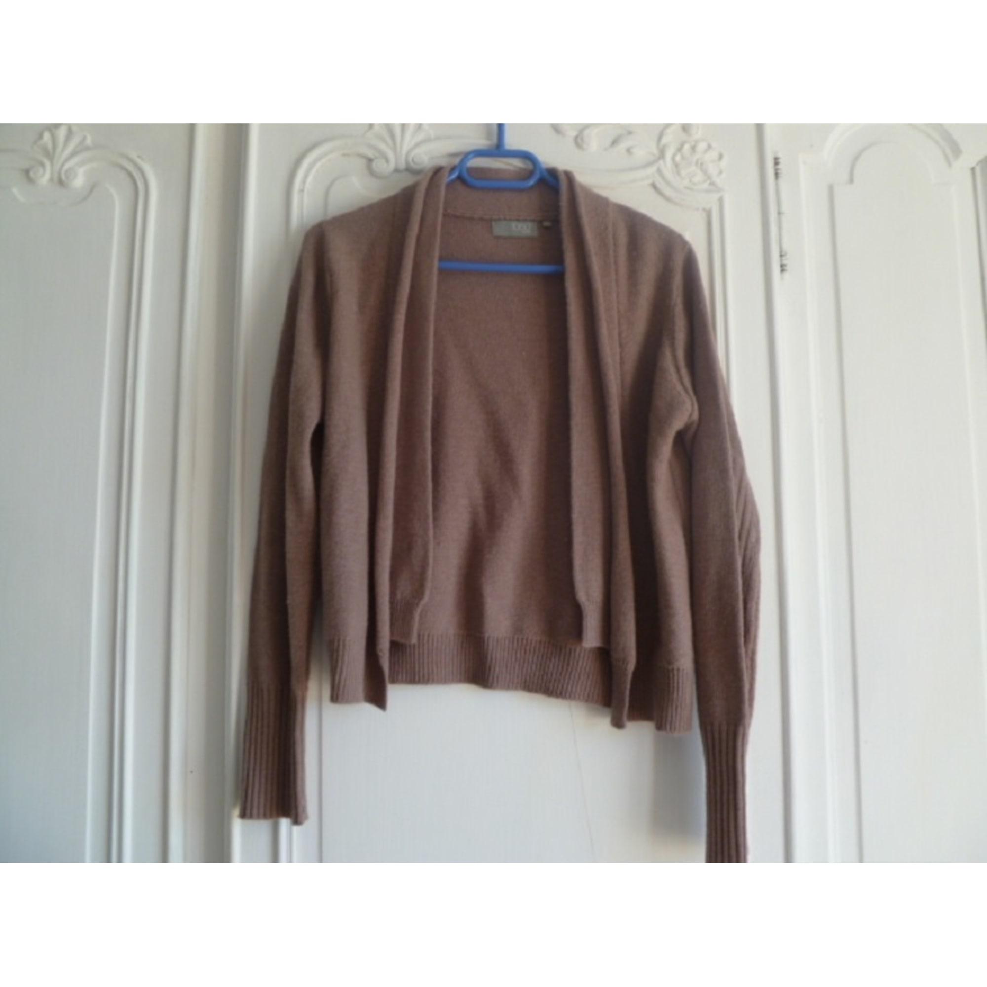 Gilet, cardigan 1060 CLOTHES Violet, mauve, lavande