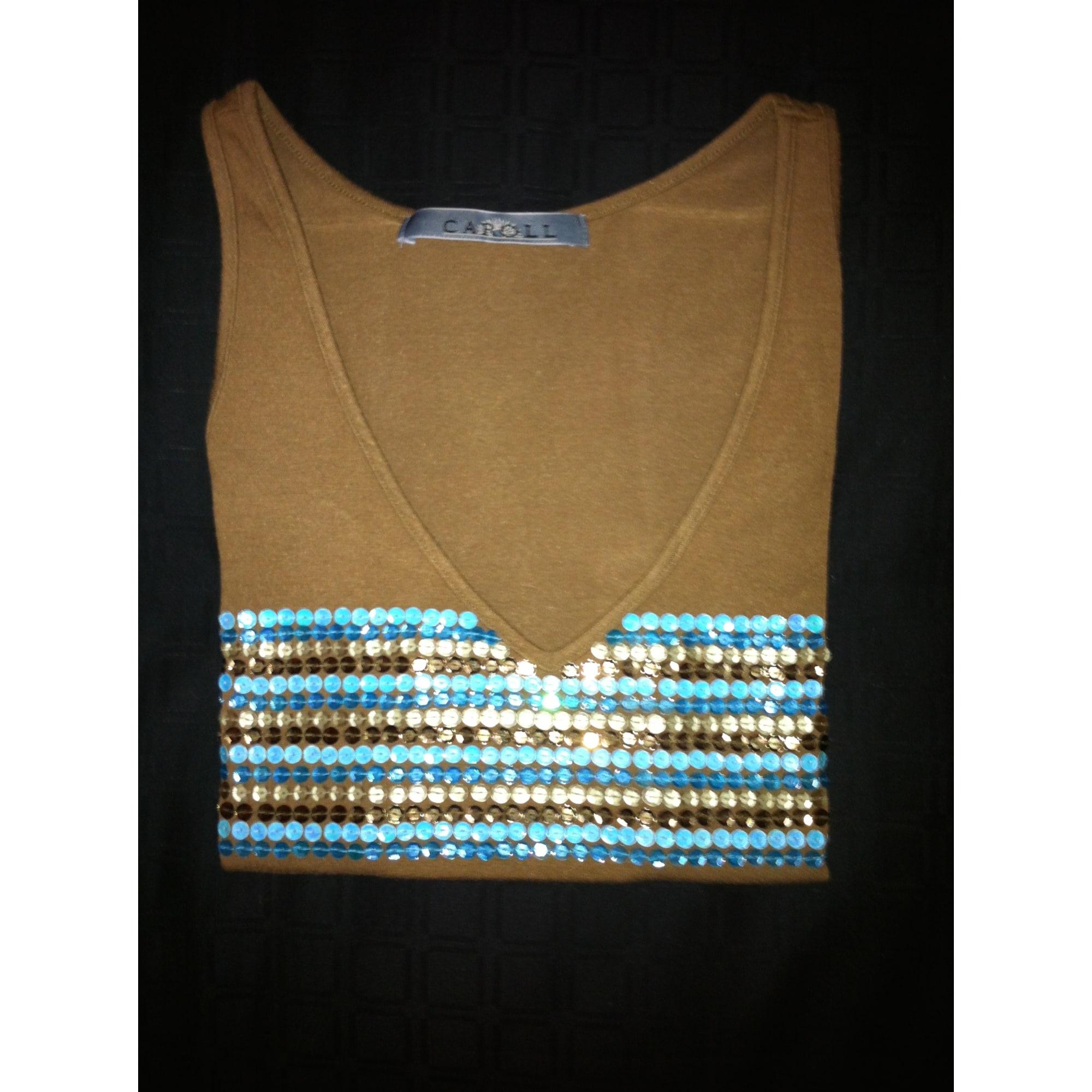 Top, tee-shirt CAROLL Multicouleur