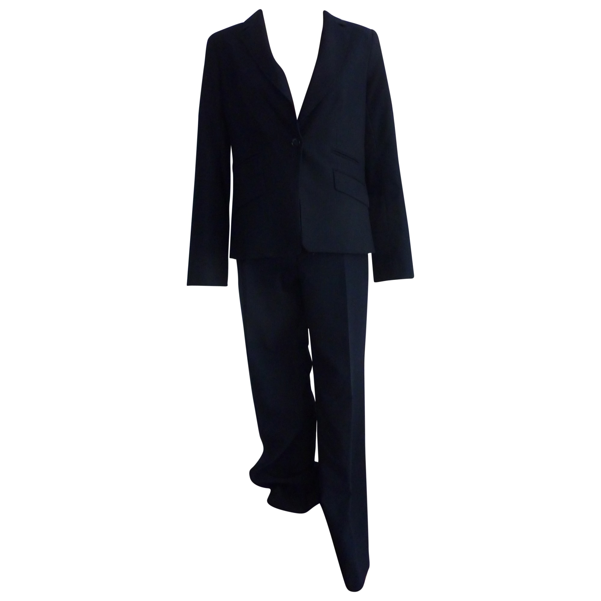 Tailleur pantalon SINÉQUANONE Bleu, bleu marine, bleu turquoise