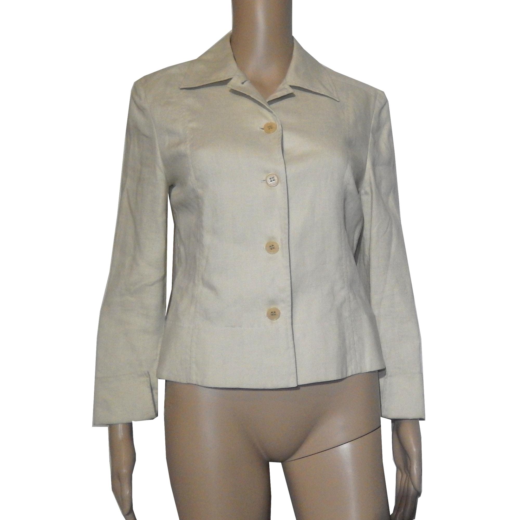 Blazer, veste tailleur ESPRIT Beige, camel
