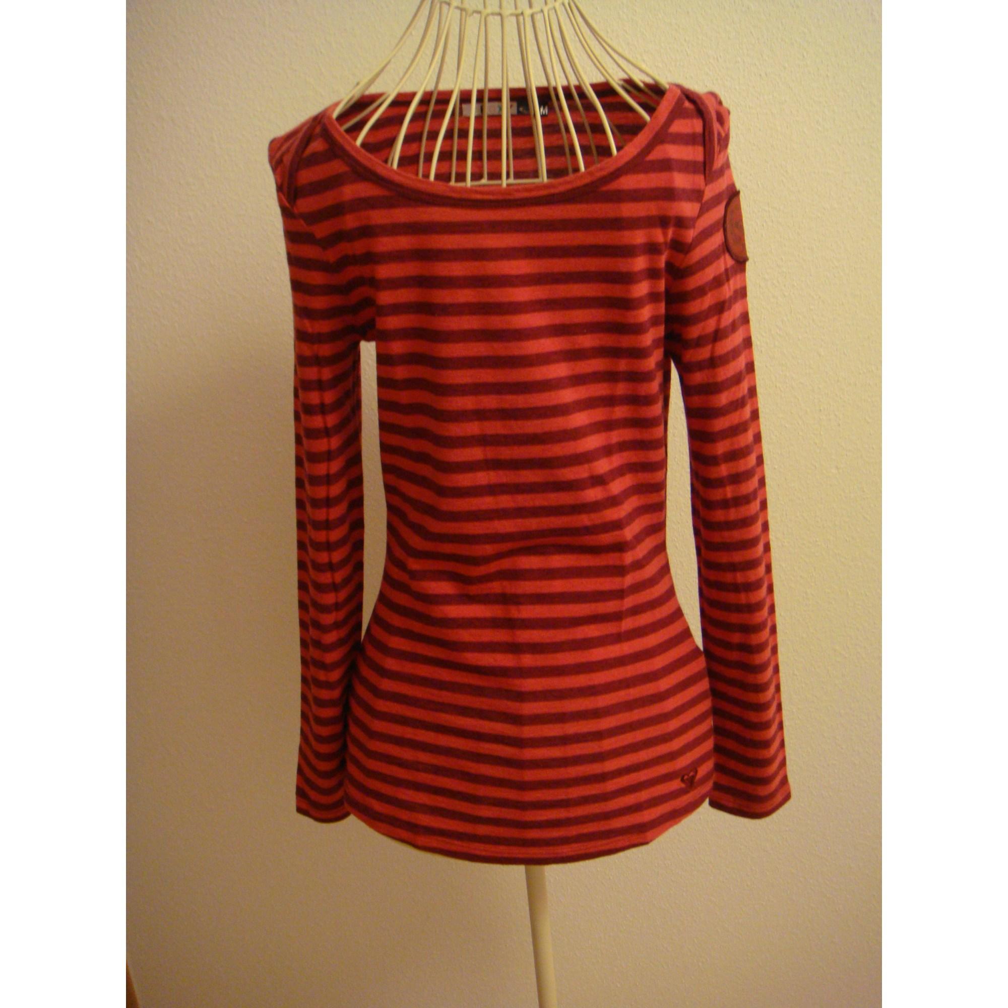 Top, tee-shirt ROXY Rouge, bordeaux