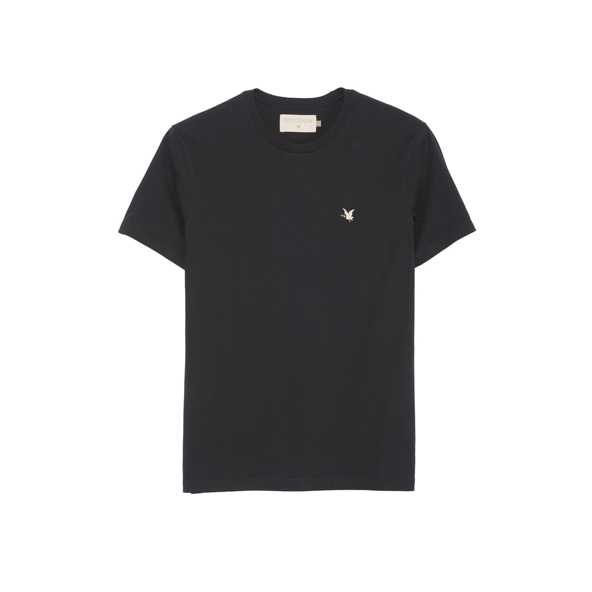 T-shirt CHEVIGNON Black