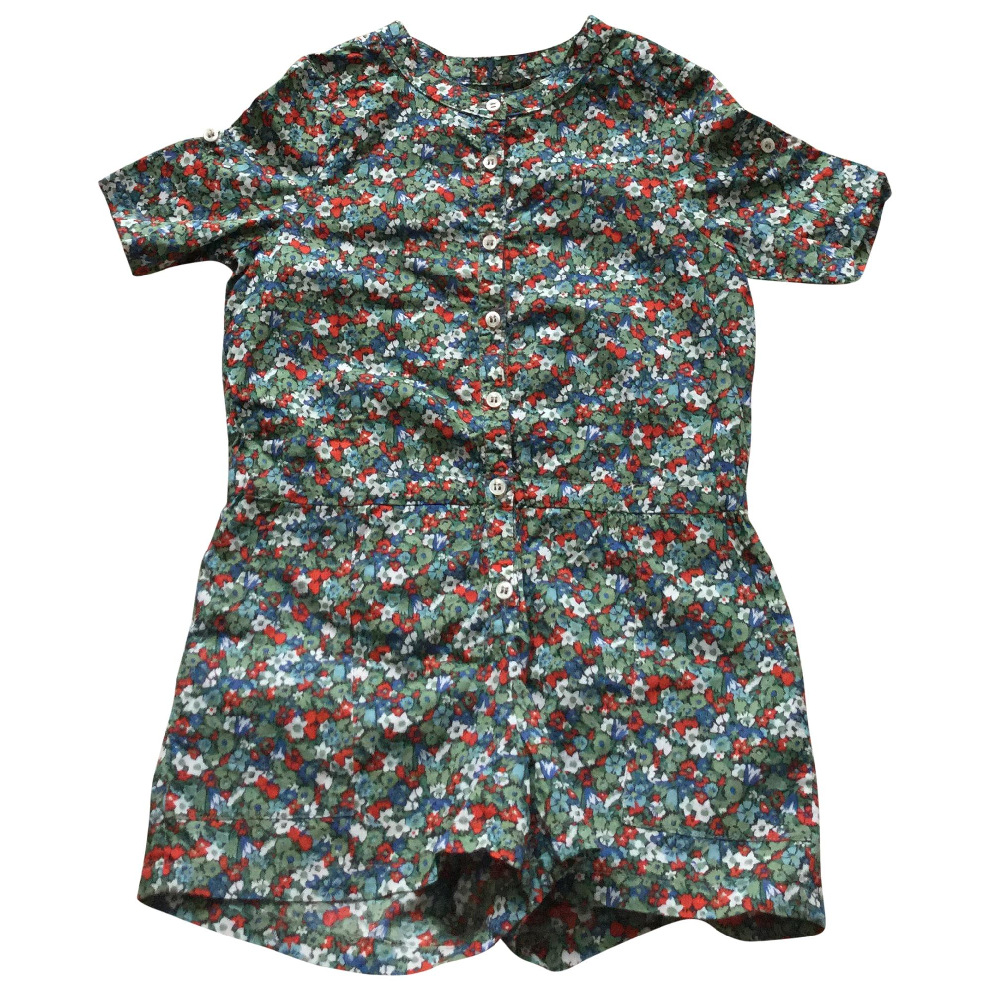 Anzug, Set für Kinder, kurz BONPOINT Grün