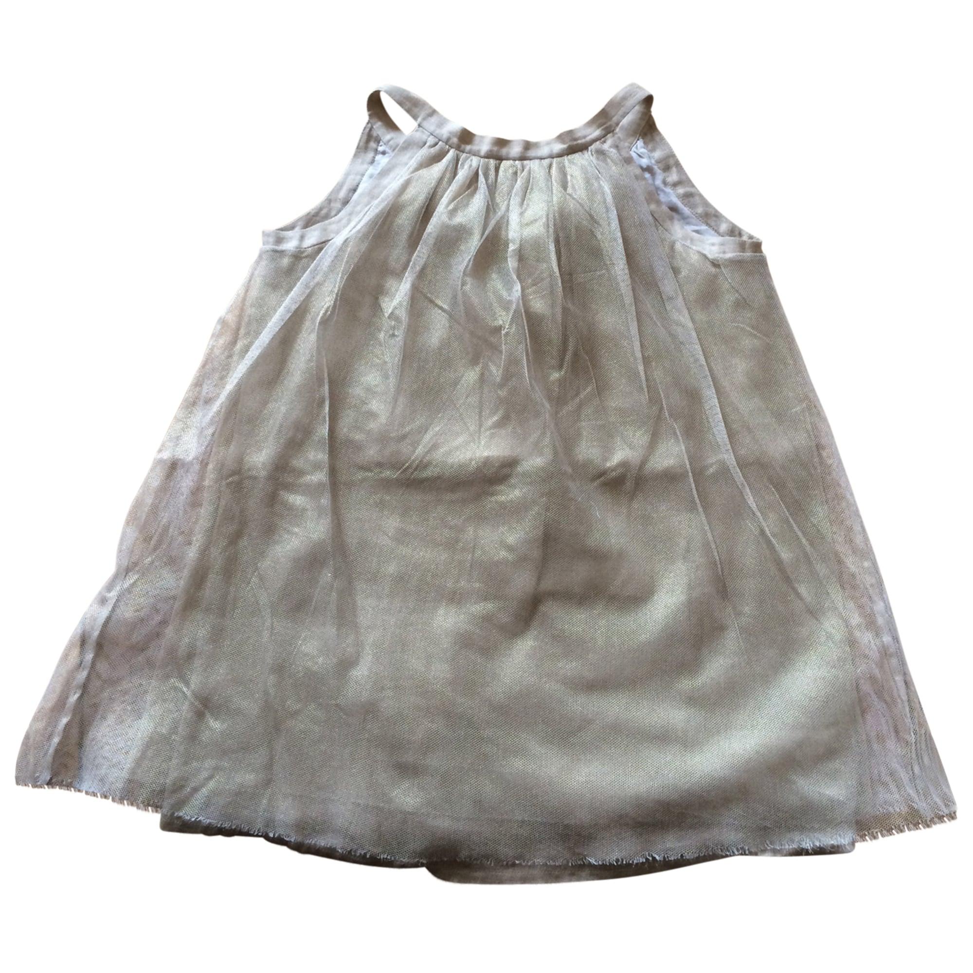 Robe BONPOINT Doré, bronze, cuivre