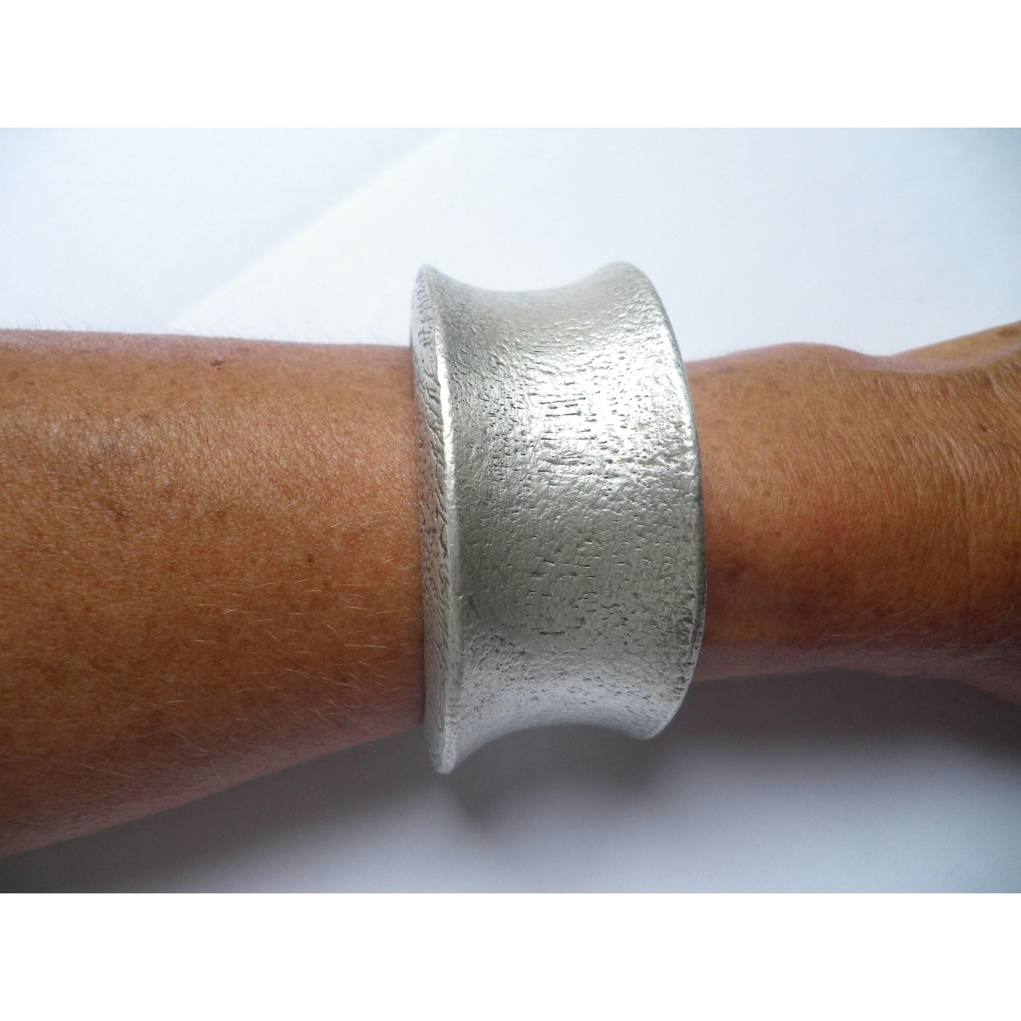 Bracelet LA TRIBU RIGAUX Argenté, acier
