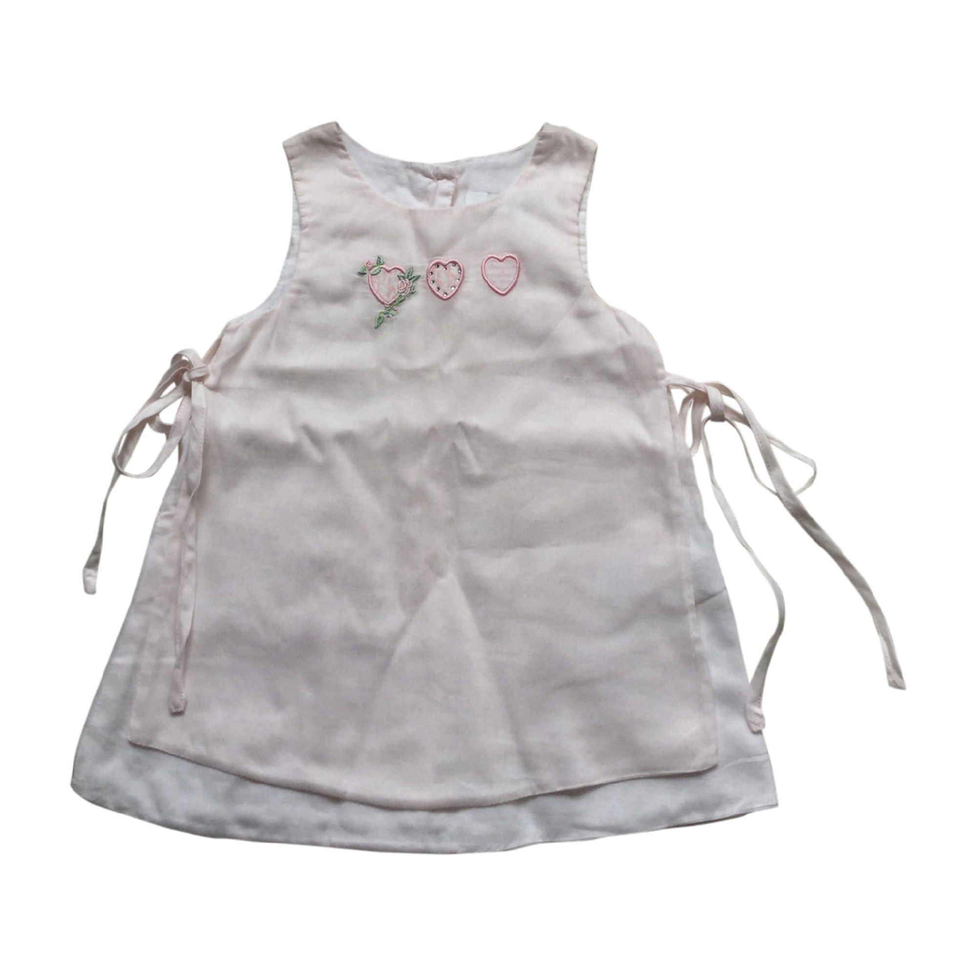 Kleid BABY DIOR Pink,  altrosa