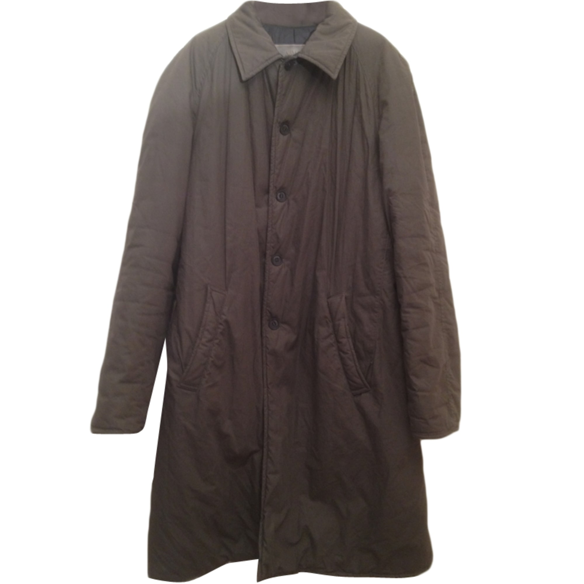 Imperméable, trench ARMANI Gris, anthracite