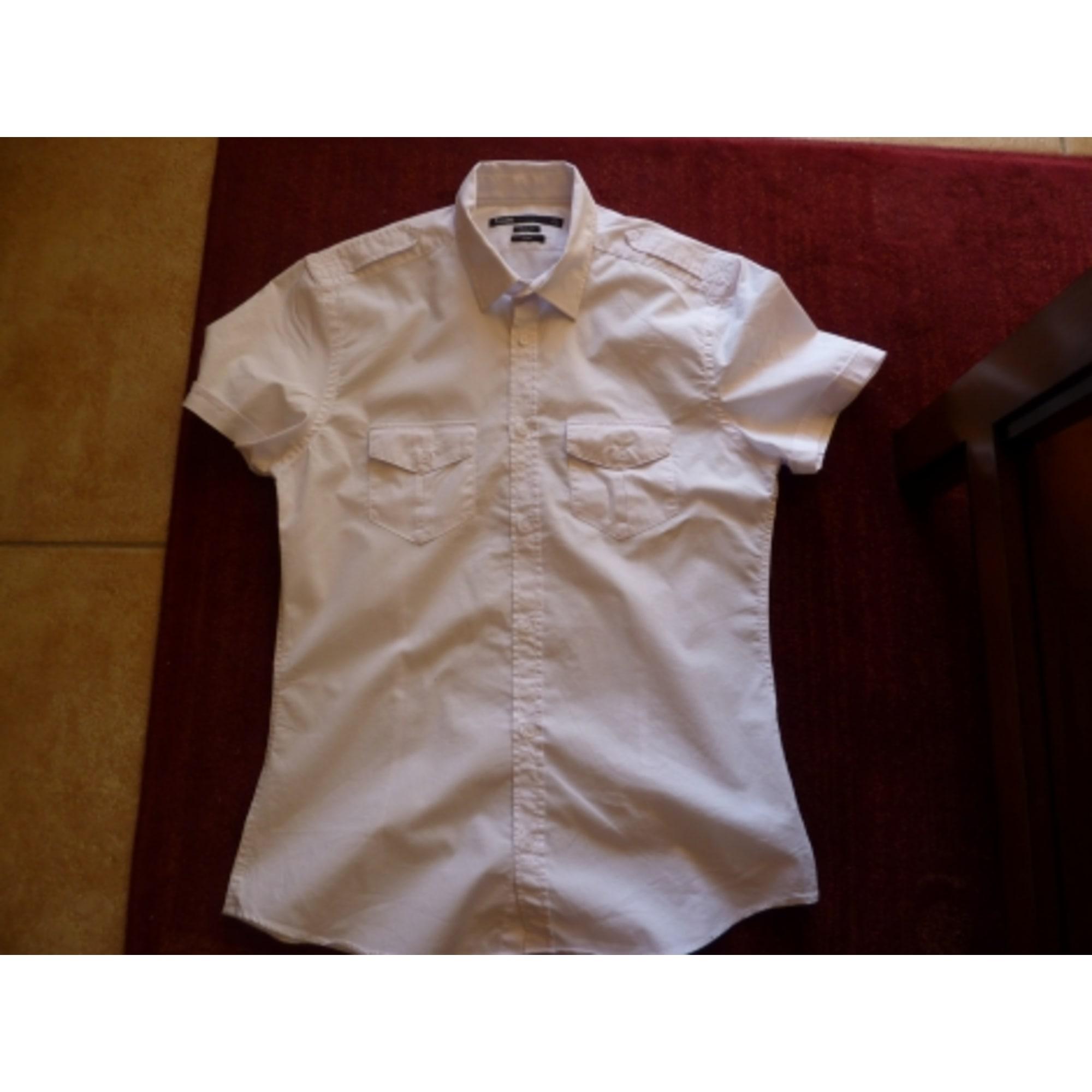 Chemise JULES Blanc, blanc cassé, écru