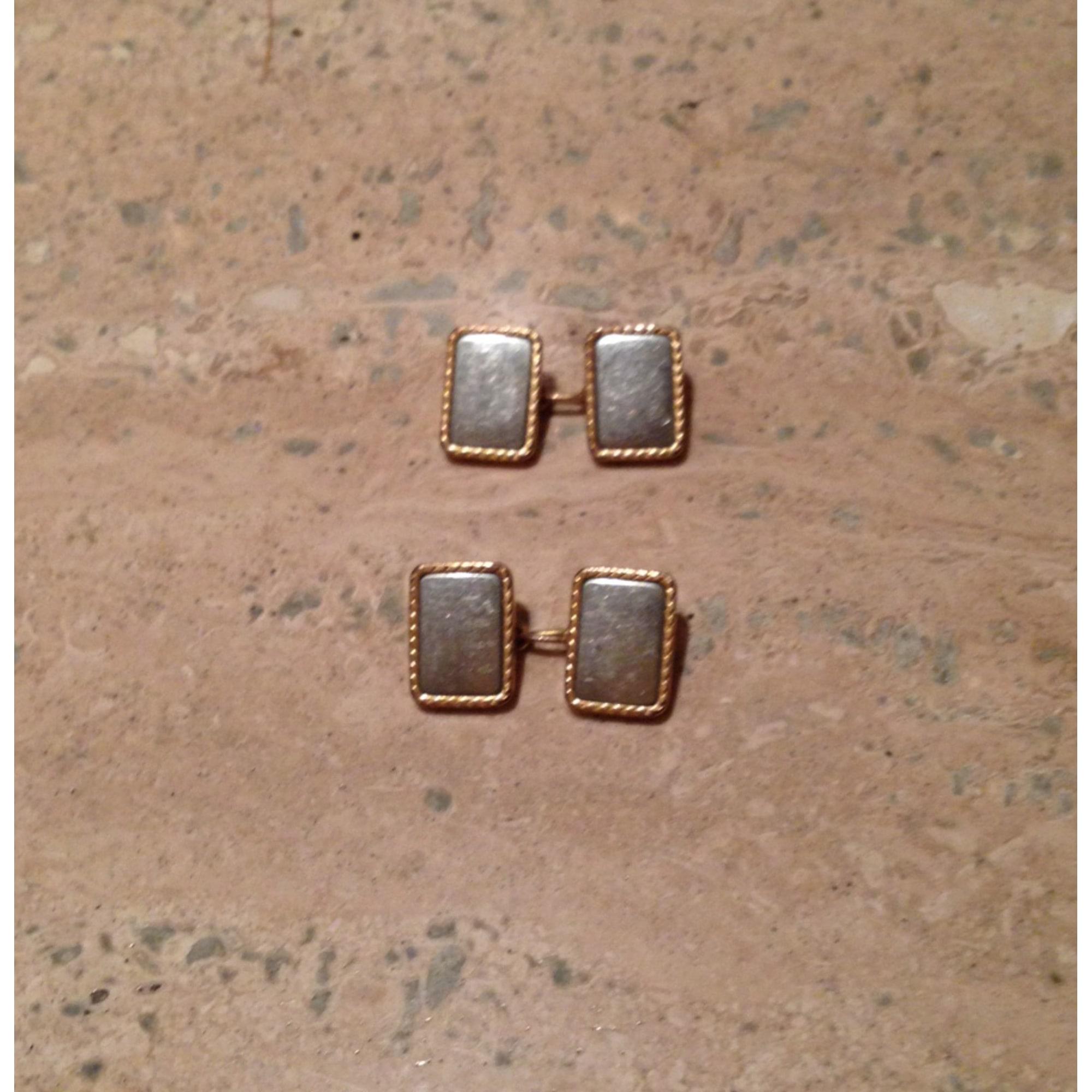 Cufflinks MARQUE INCONNUE Silver