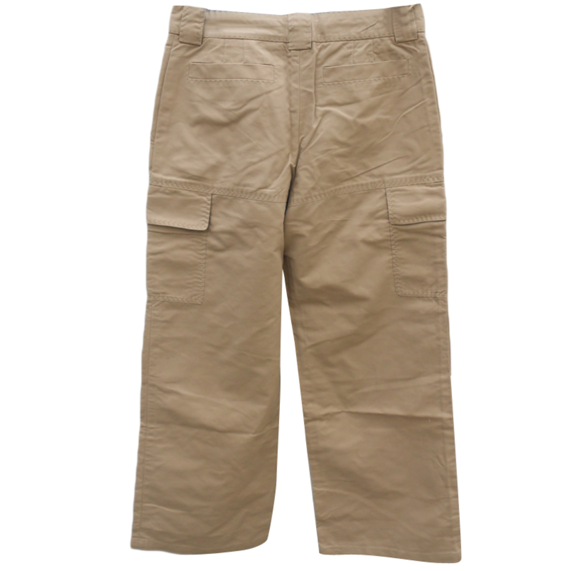 Pantalon large LOUIS VUITTON Beige, camel