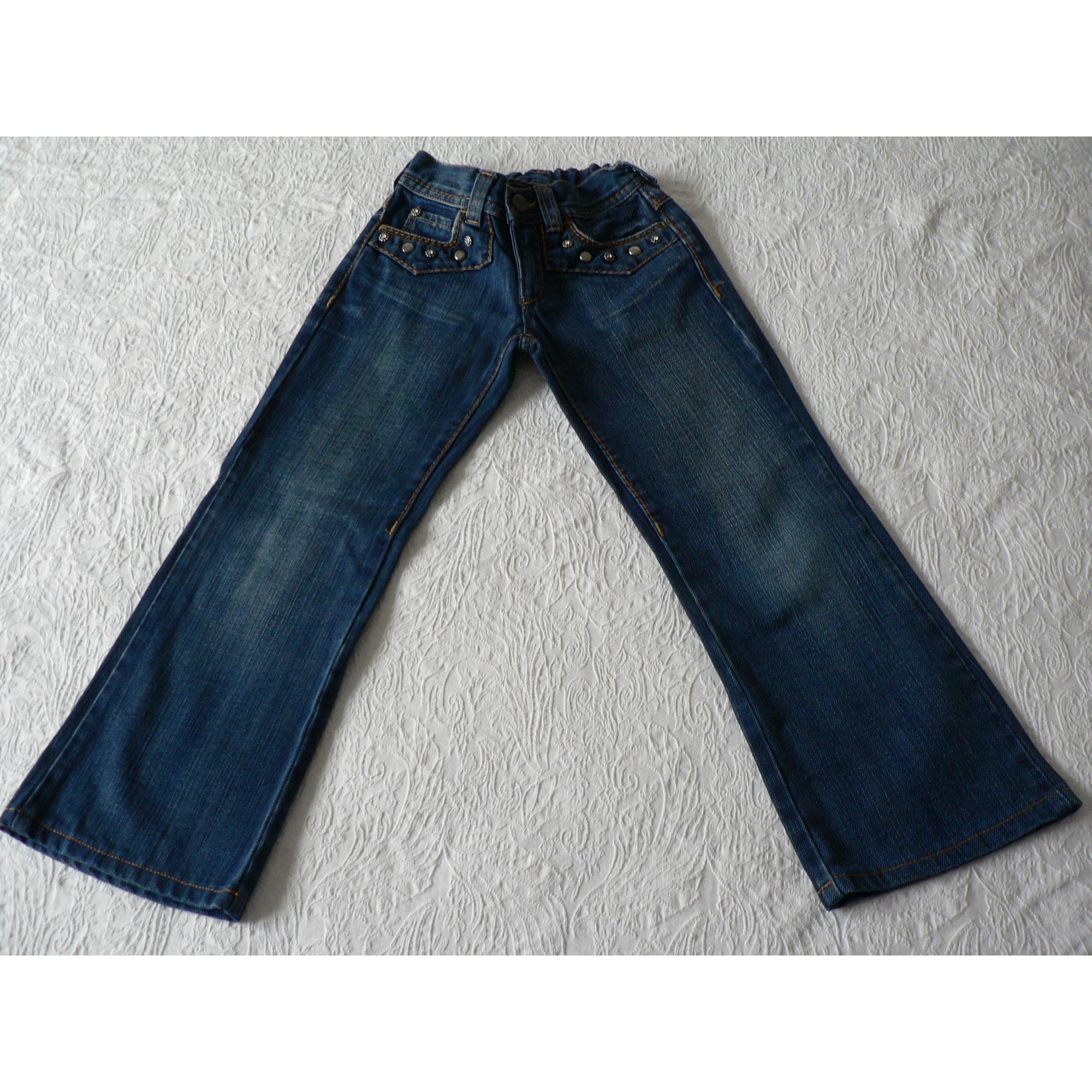 Pantalon CIMARRON Bleu, bleu marine, bleu turquoise