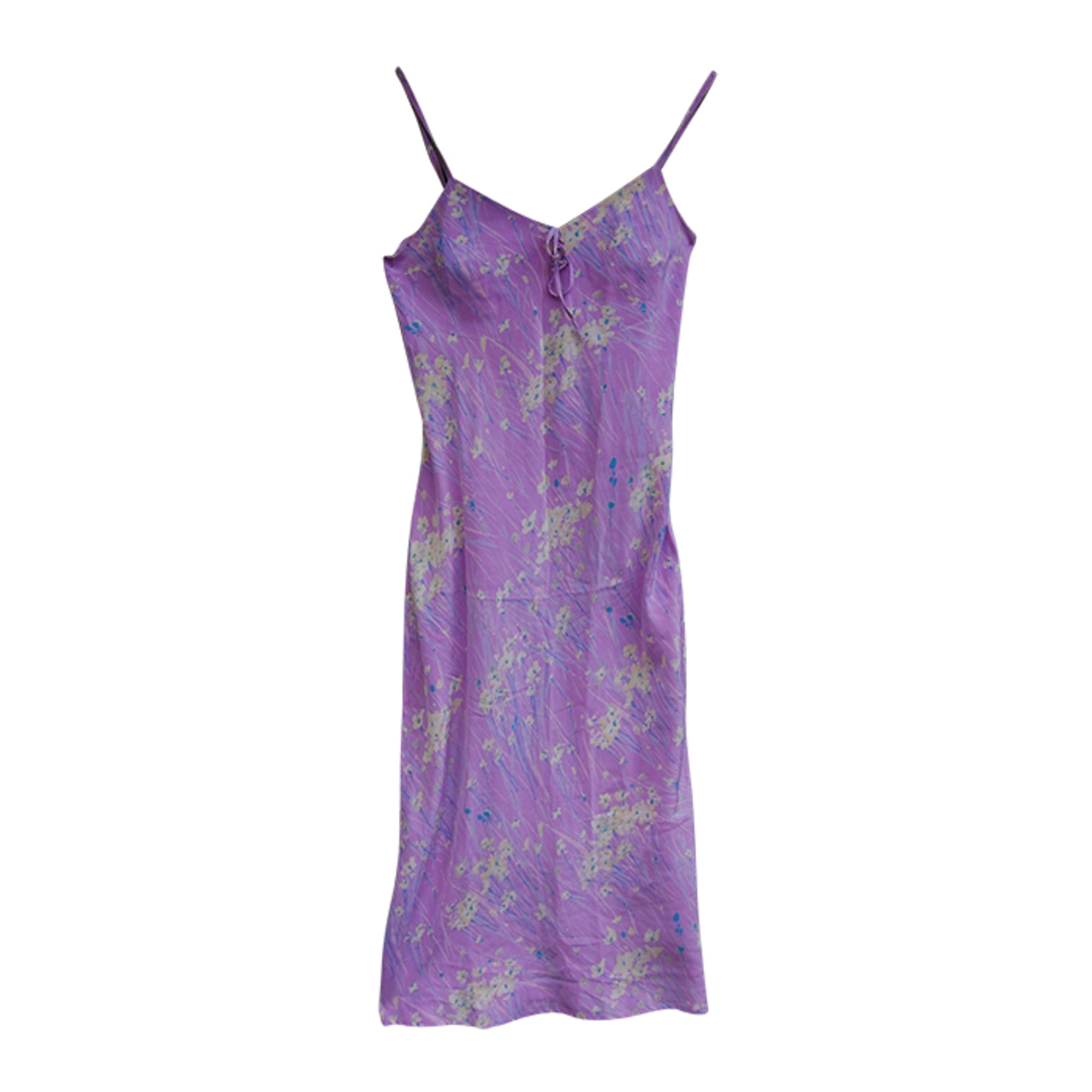 Robe longue PAUL & JOE Violet, mauve, lavande