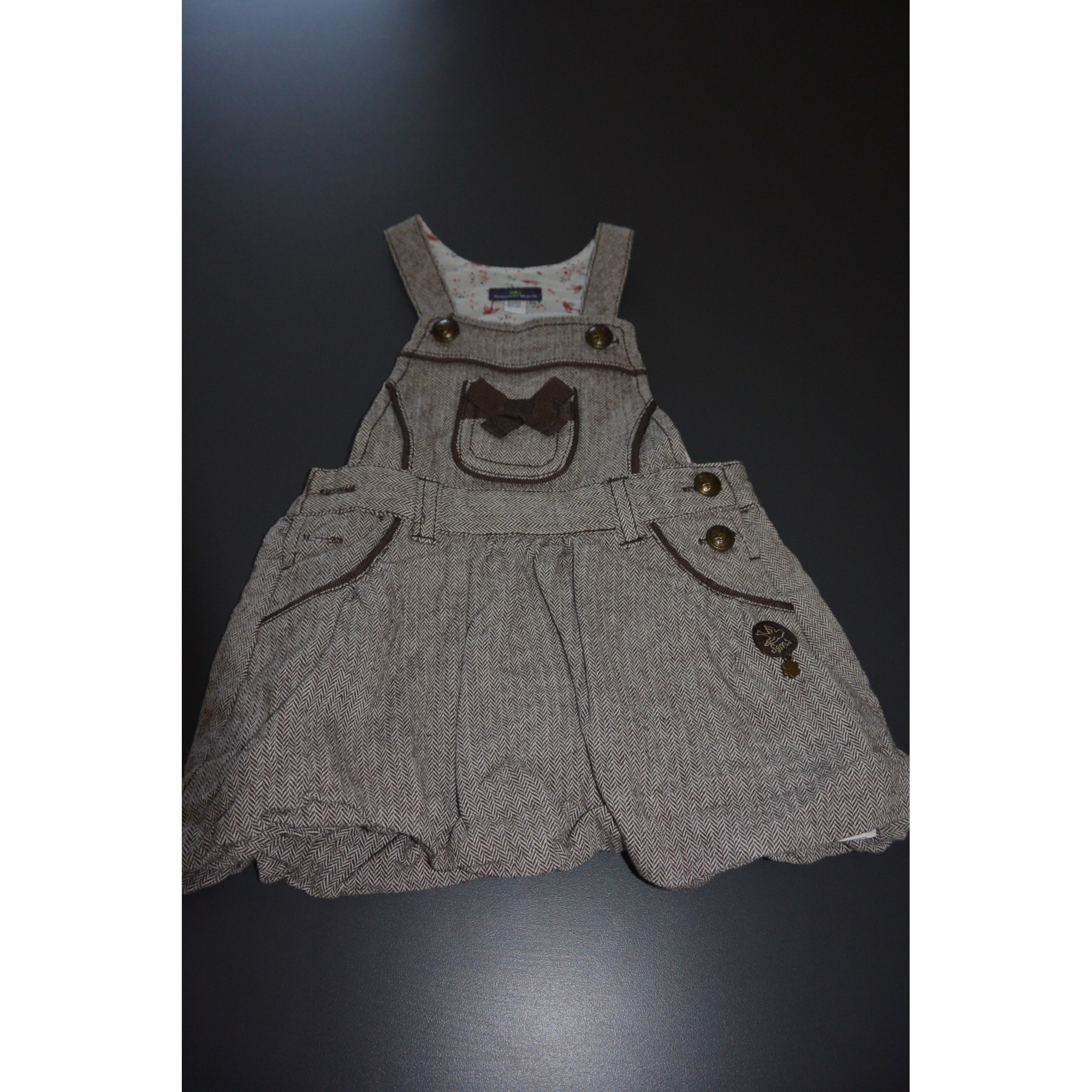 Robe SERGENT MAJOR Marron
